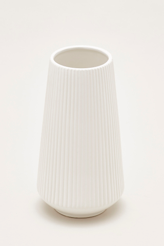 Nilsen Reeded Tall Vase