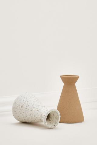 Renjiro Small Cone Vase