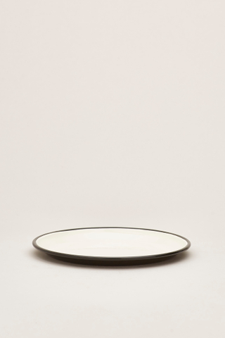 Rolf Enamel Medium Plate