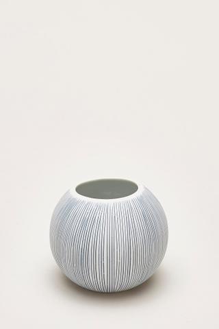 Ryo Lined Sphere Vase