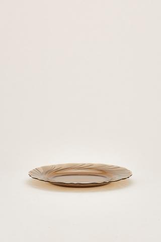 Steffan Small Swirl-Rim Plate