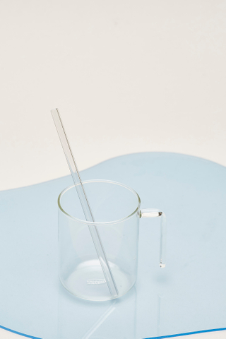 Trendglas Glass Straw 20cm