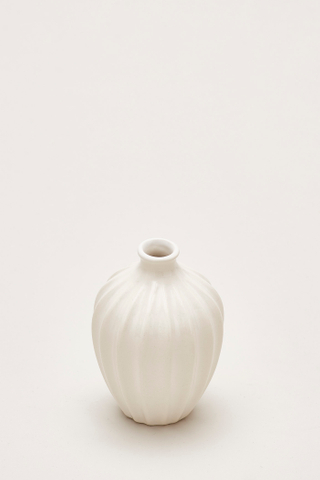 Tyrell Raised-Edge Small Vase
