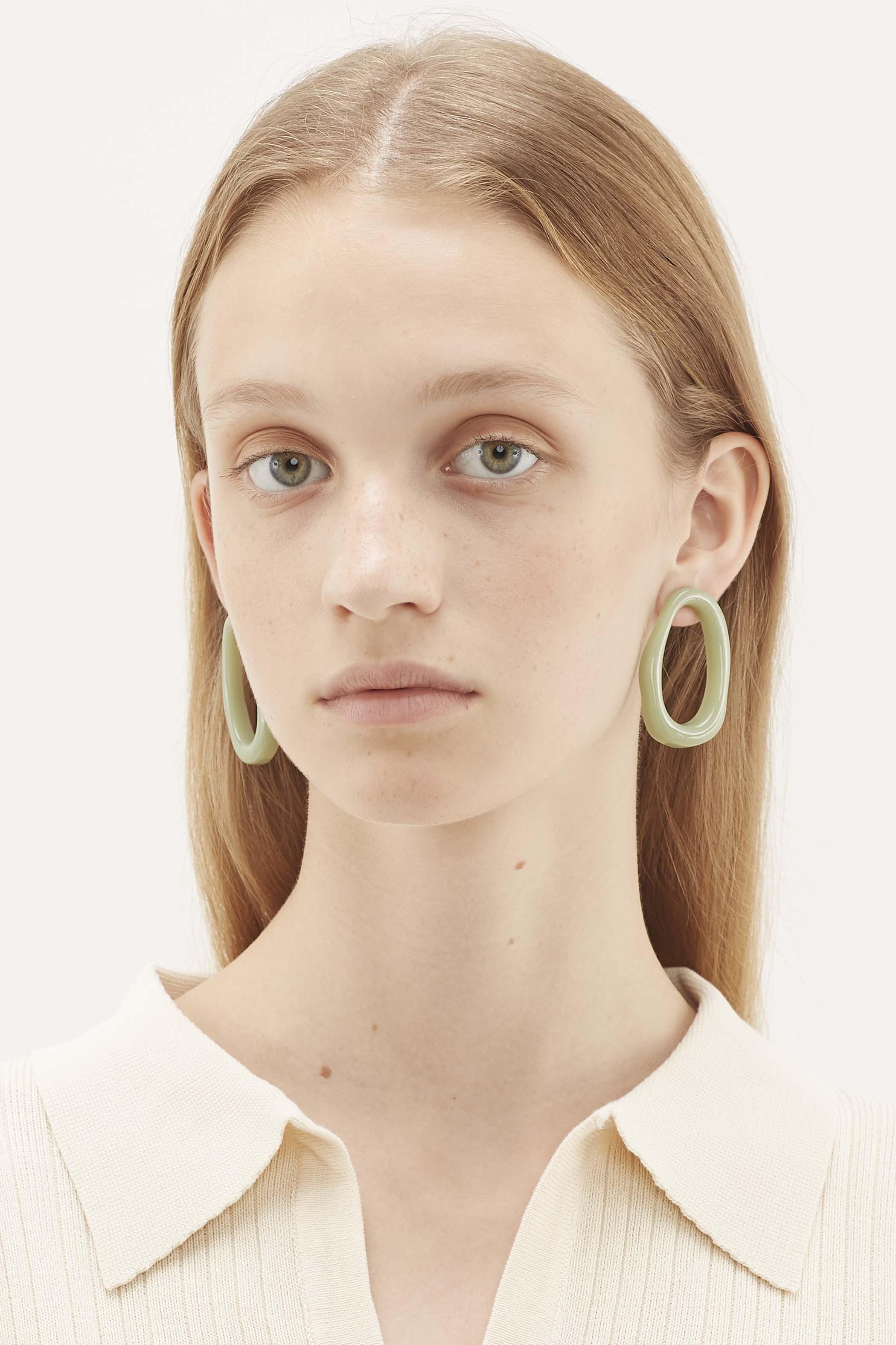Axel Angular Earrings