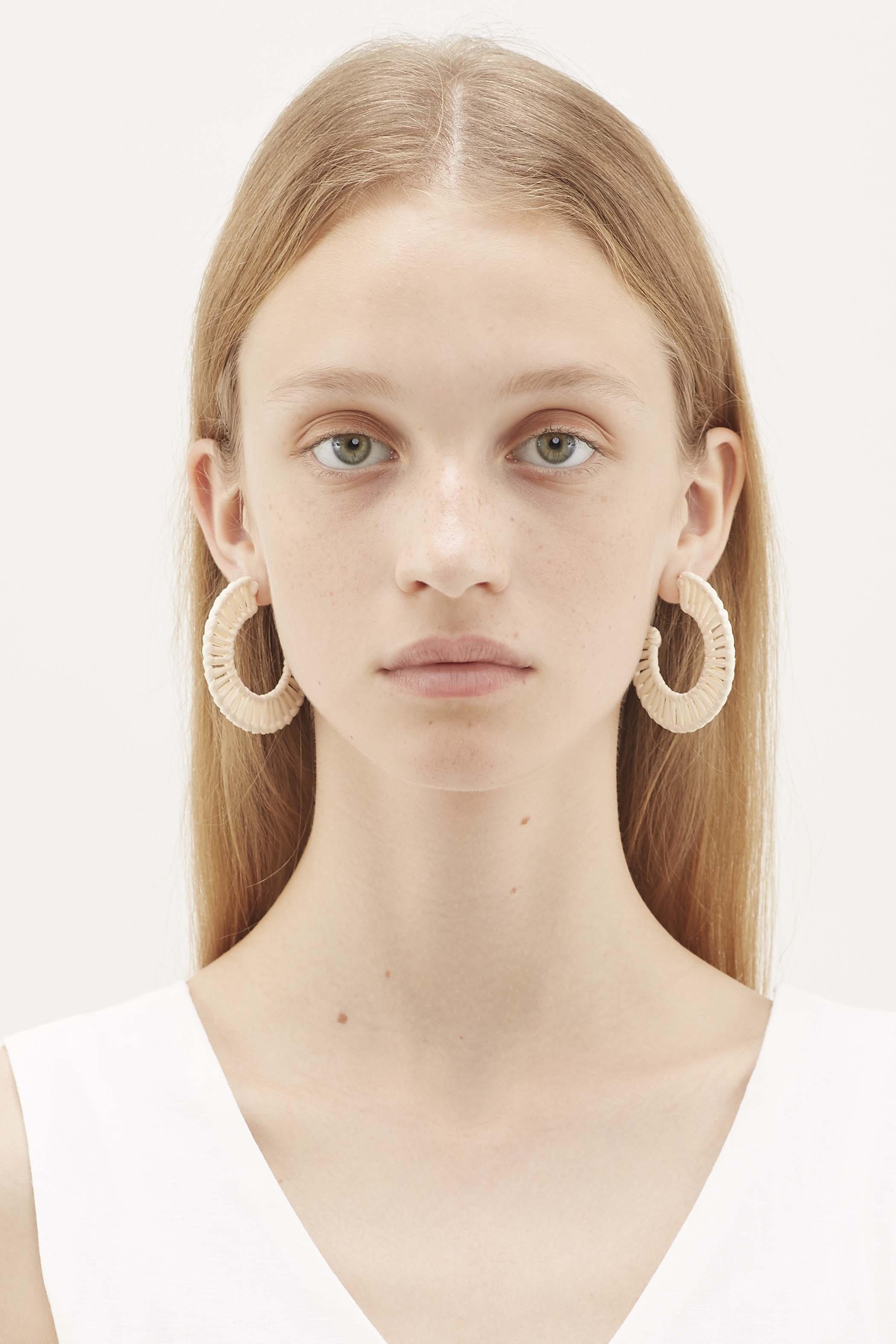 Magni Weaved Earrings
