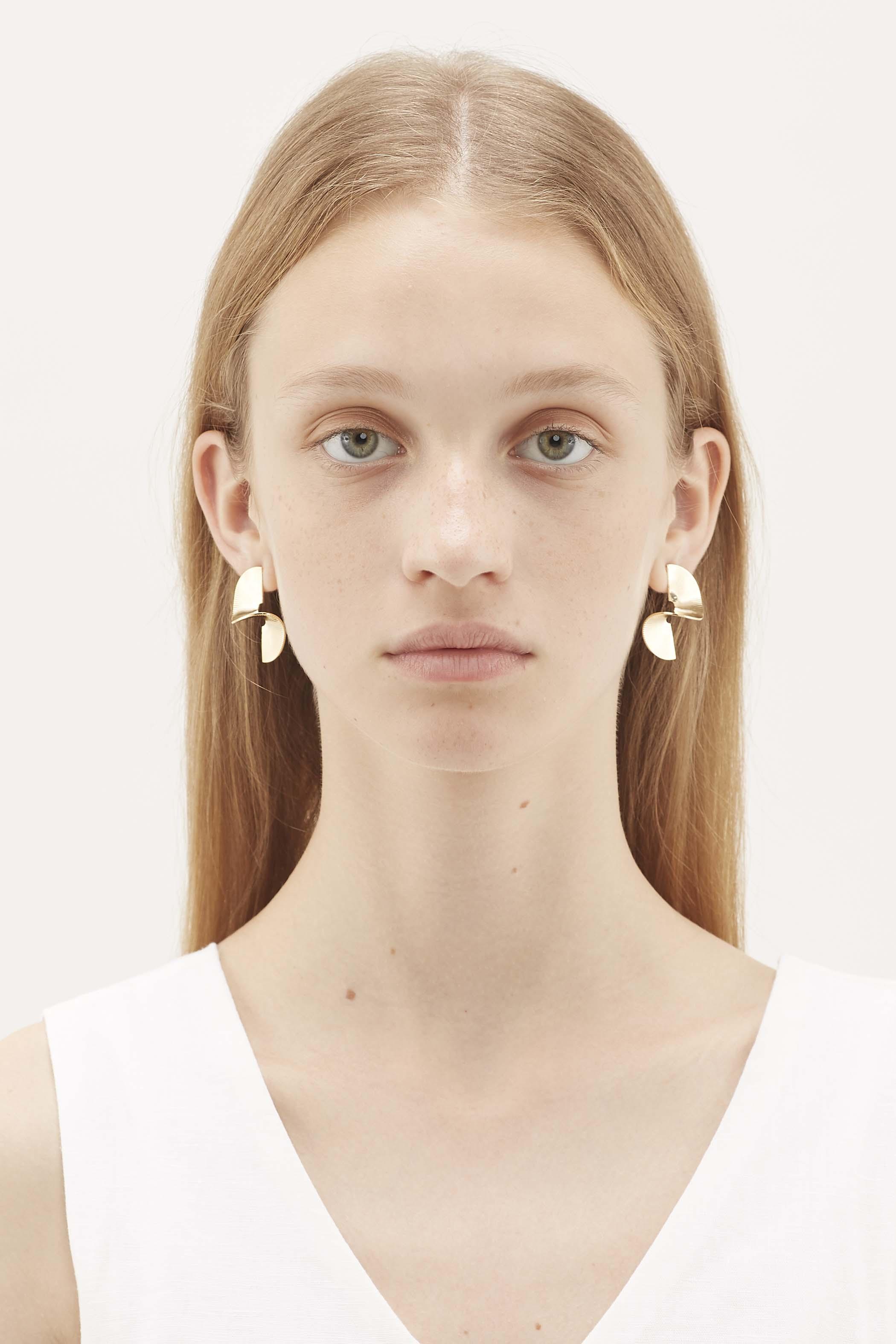 Selby Chunky Twist Earrings