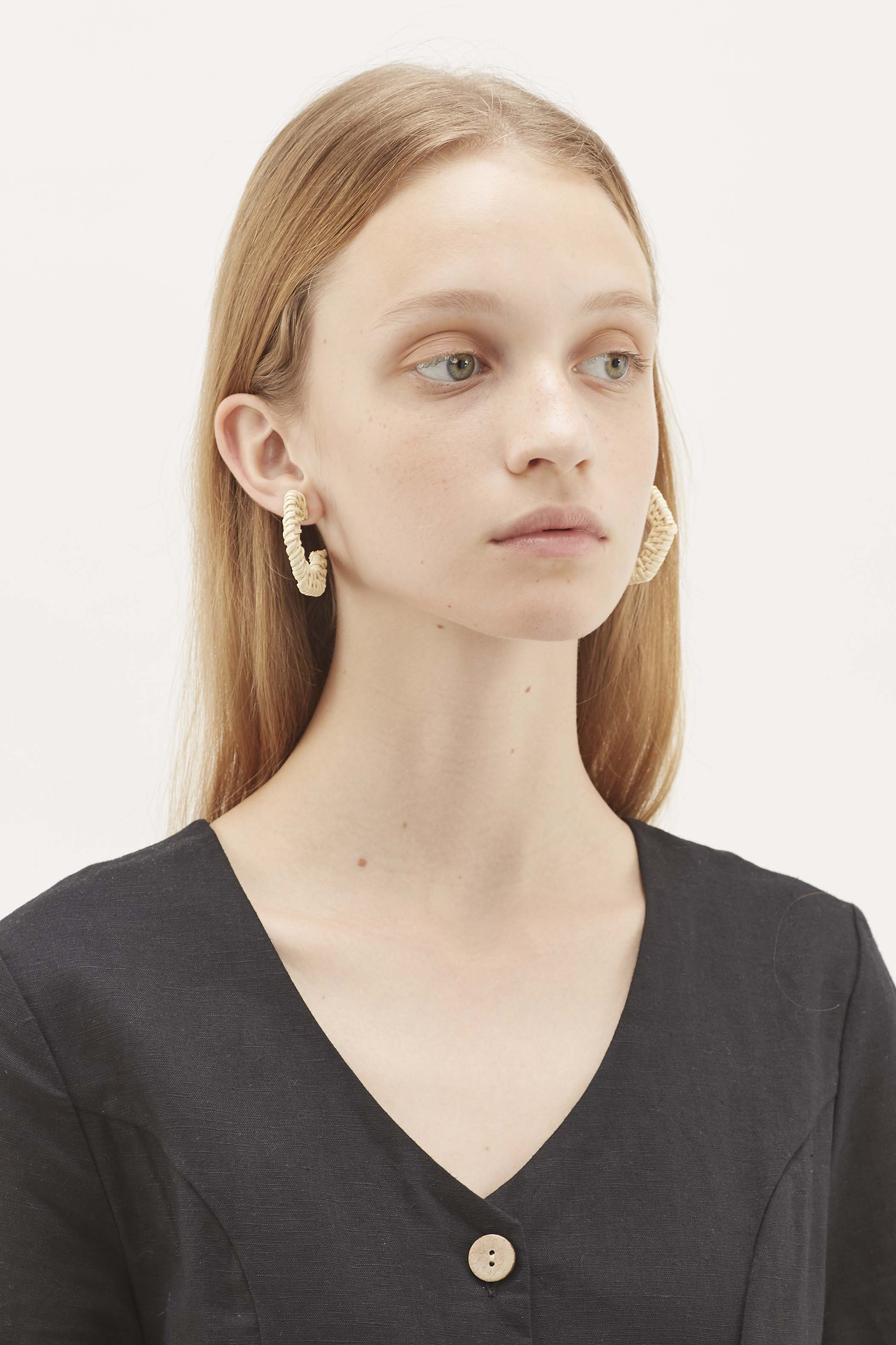 Tuva Weaved Earrings