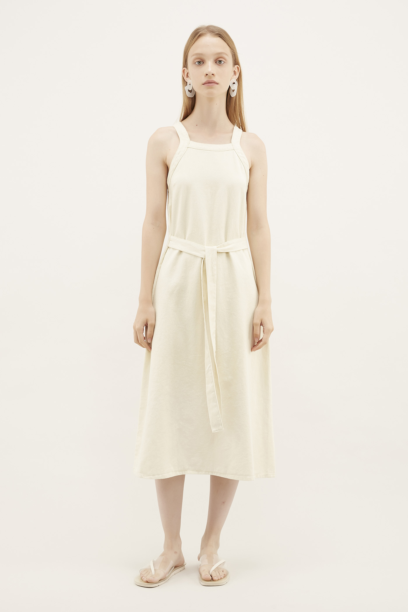 Moa Denim Dress