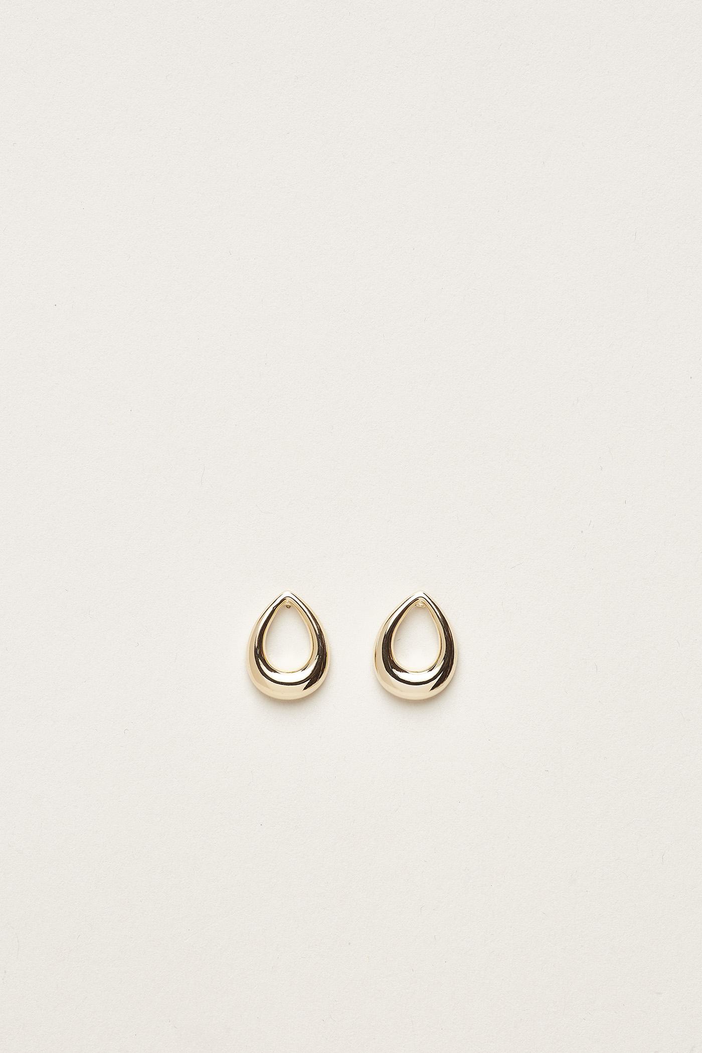 Geir Ring Drop Earrings
