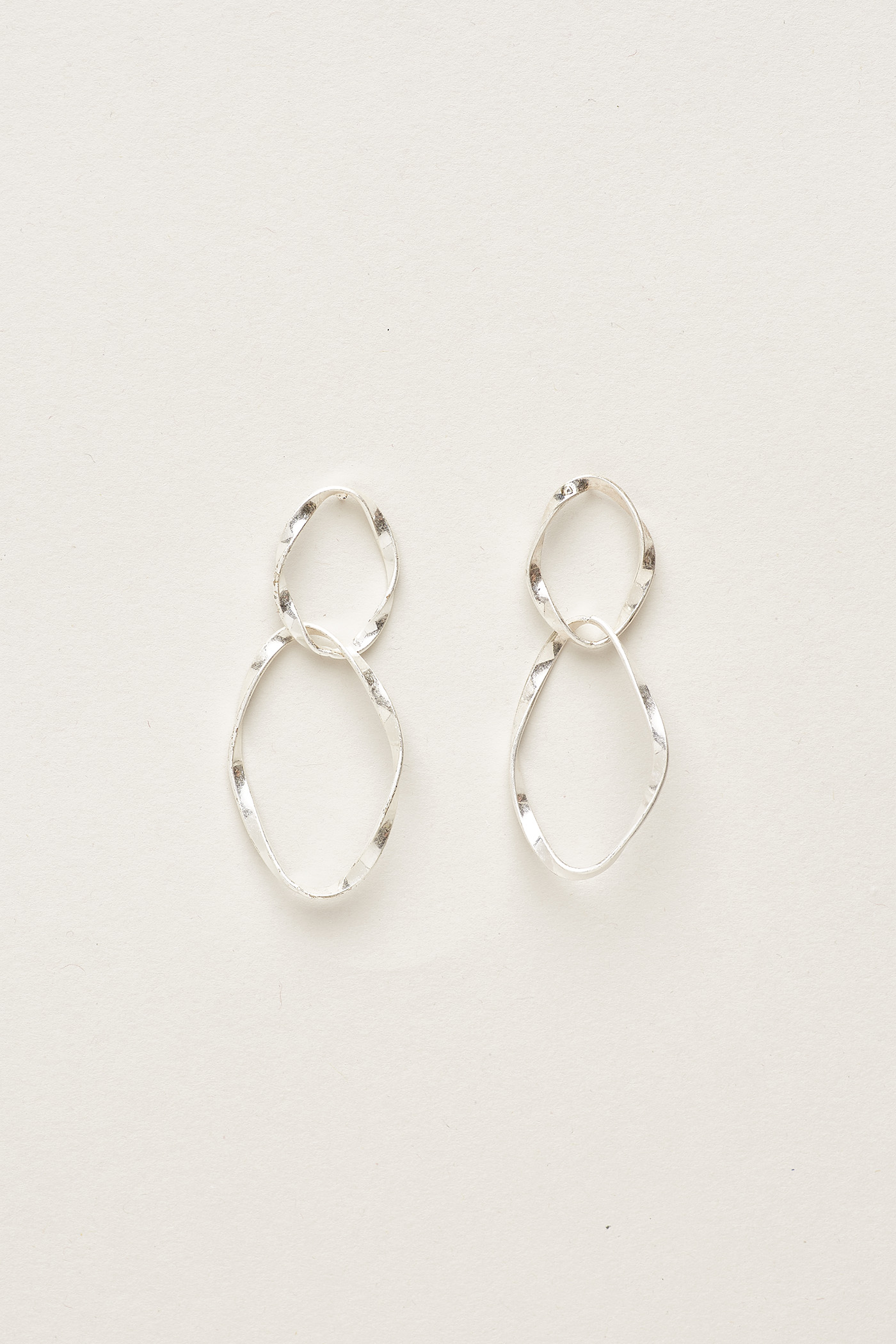 Goran Double-Hoop Earrings