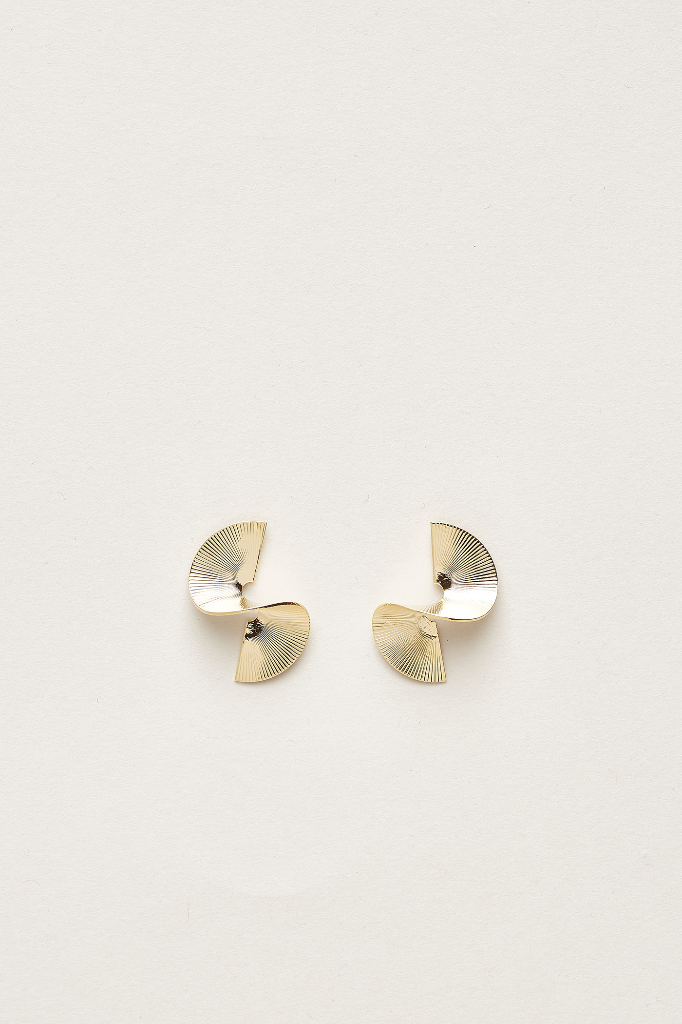 Selby Chunky Twist Earrings