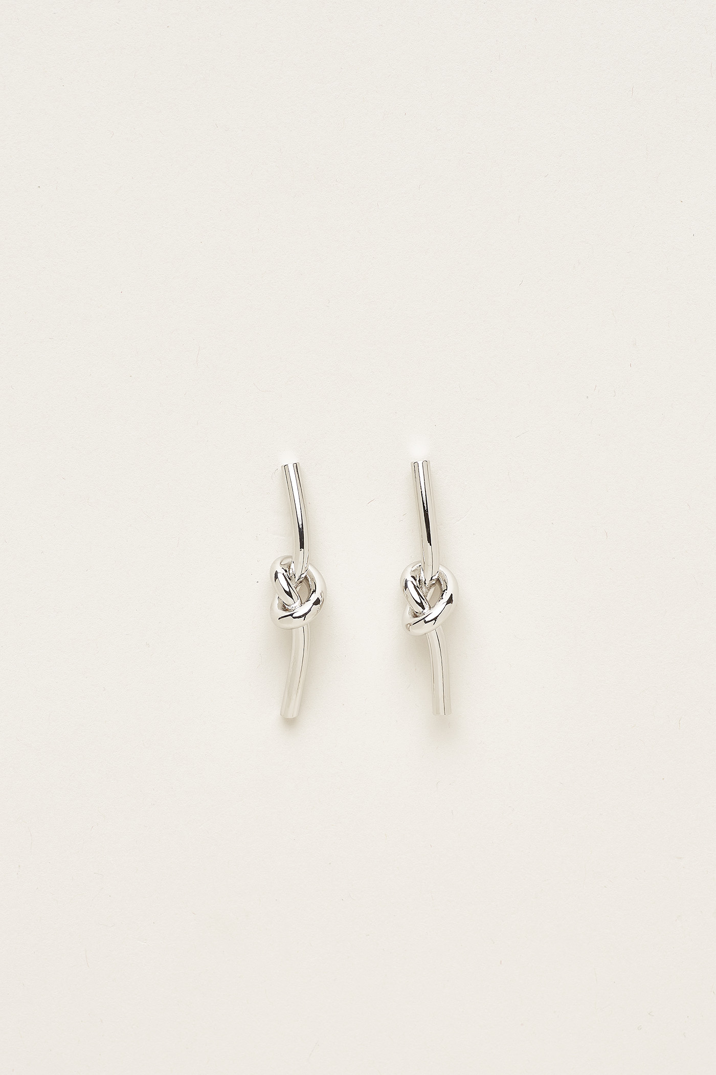 Hartley Knotted Bar Earrings