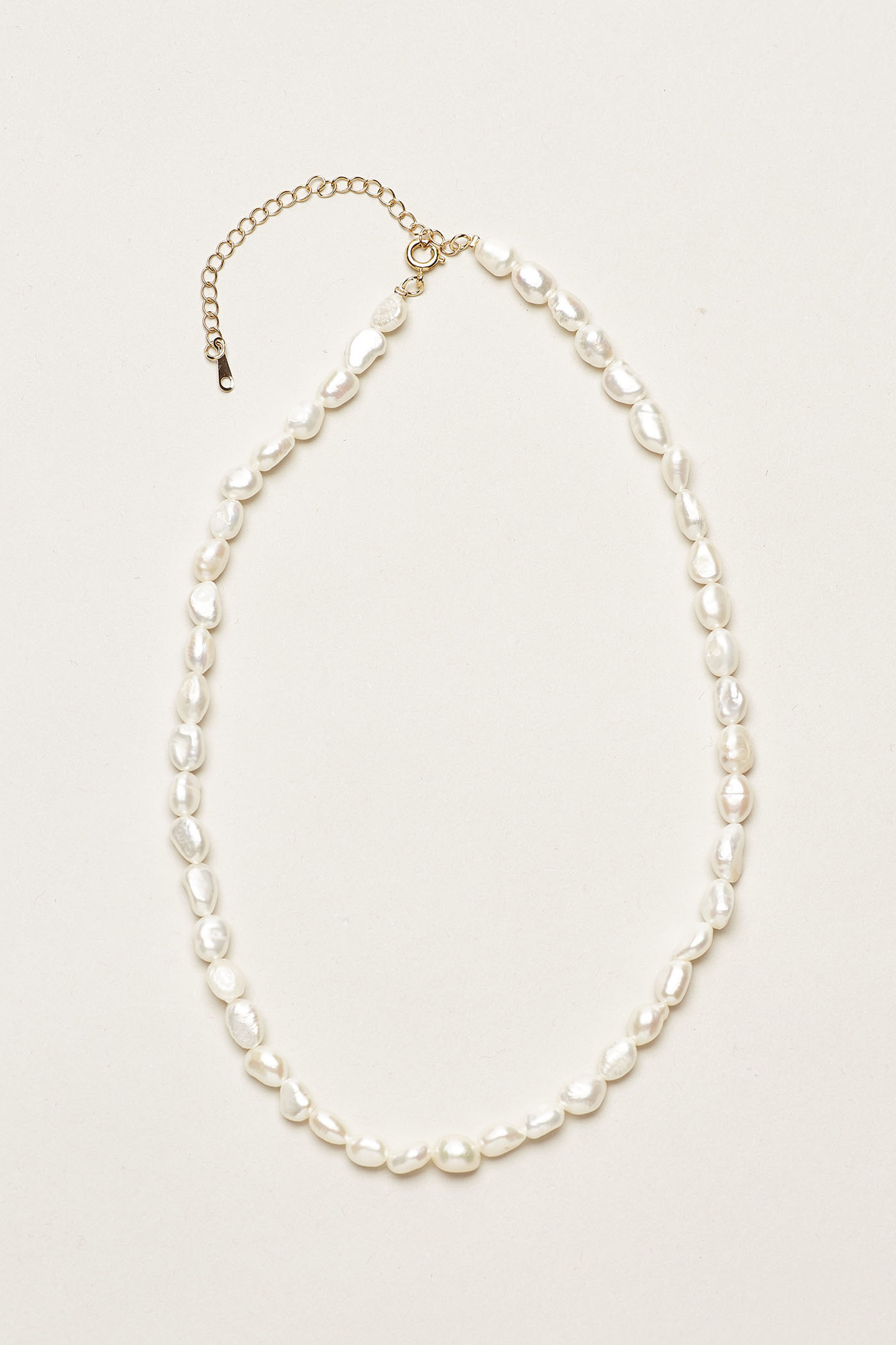 Klaus Pearl Necklace