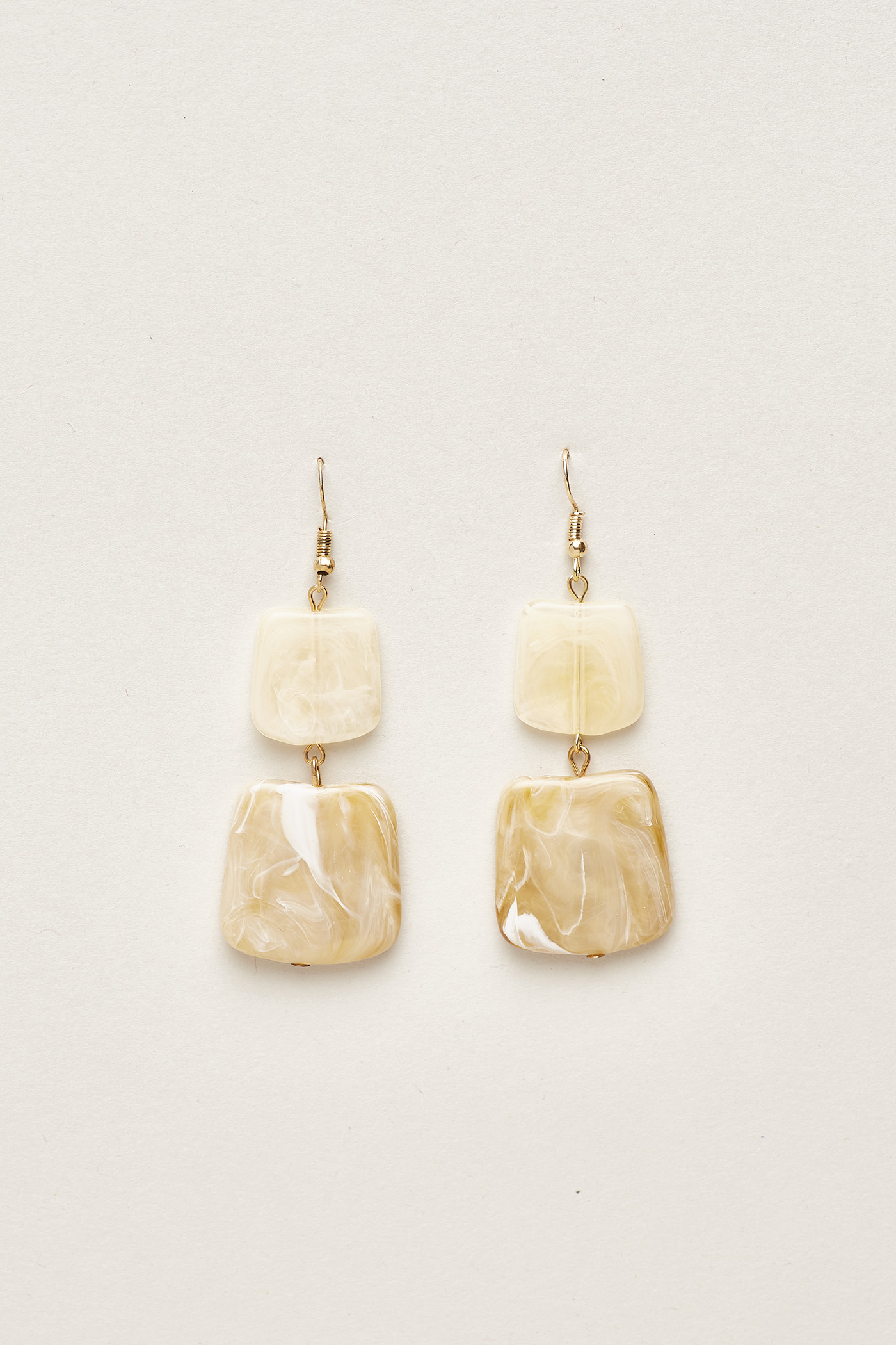 Karey Resin Drop Earrings