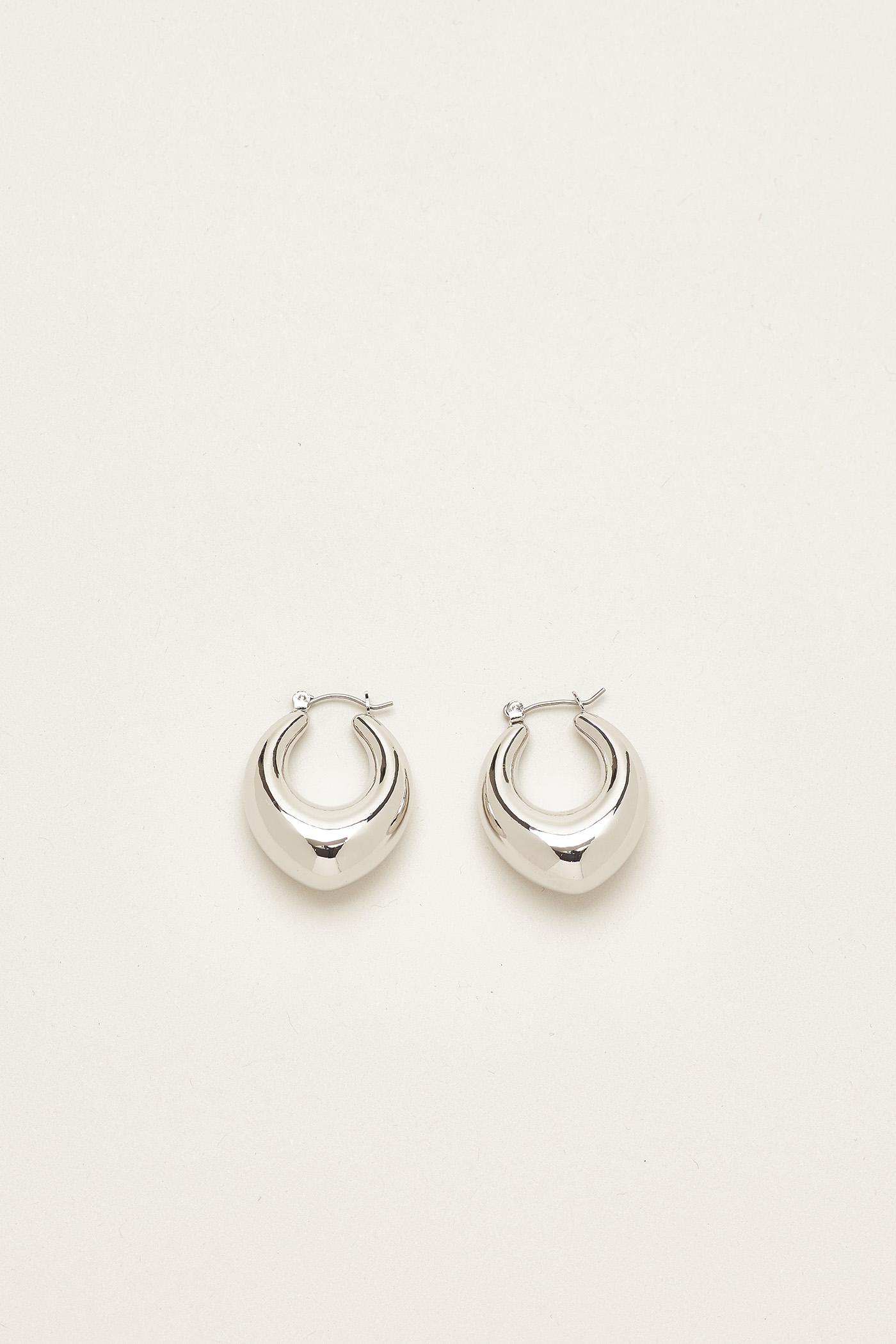 Chati Drop Hinge Earrings