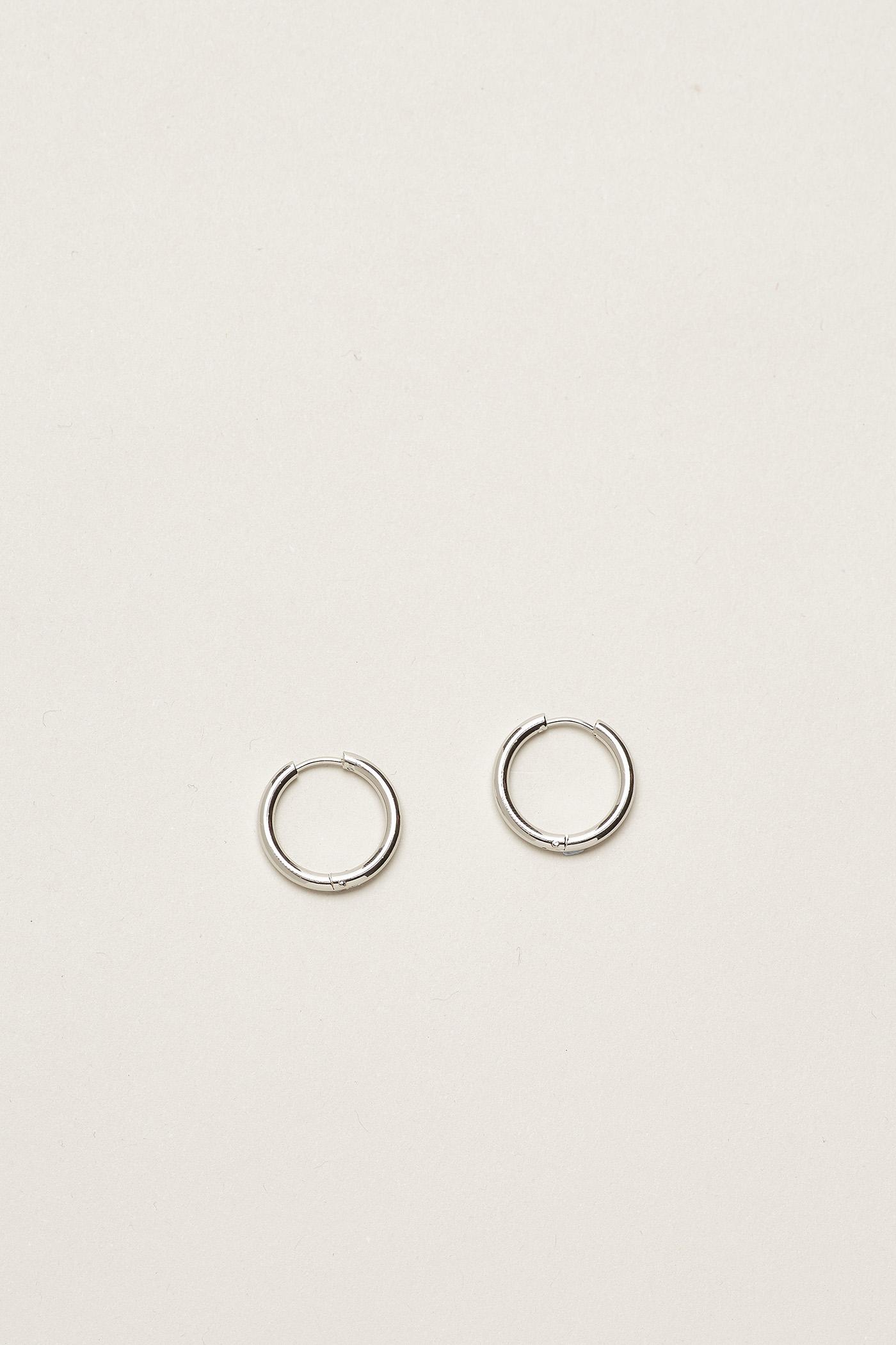Elettra Hinge Hoop Earrings