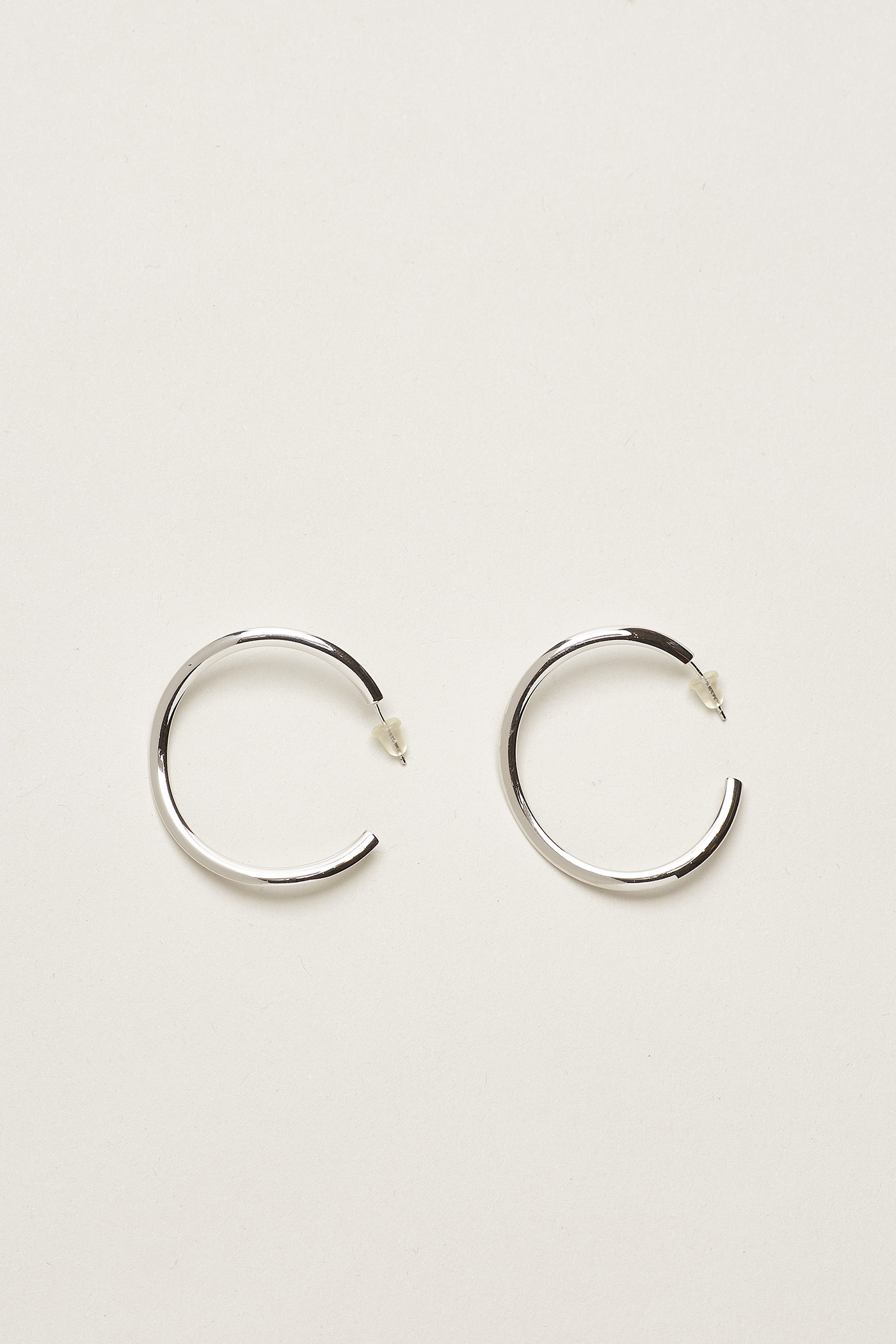 Edvin Angular Hoop Earrings