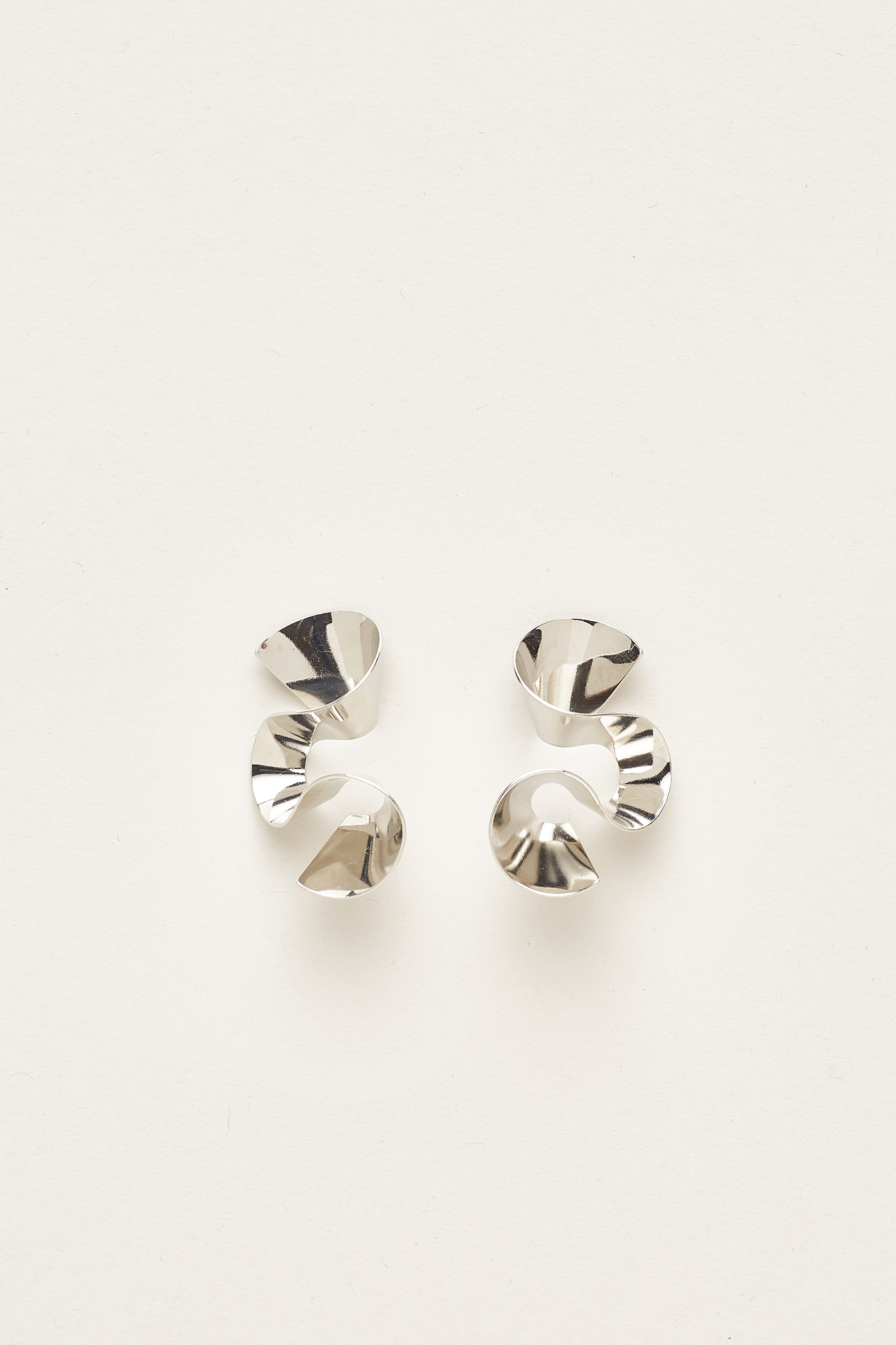 Veda Abstract Earrings