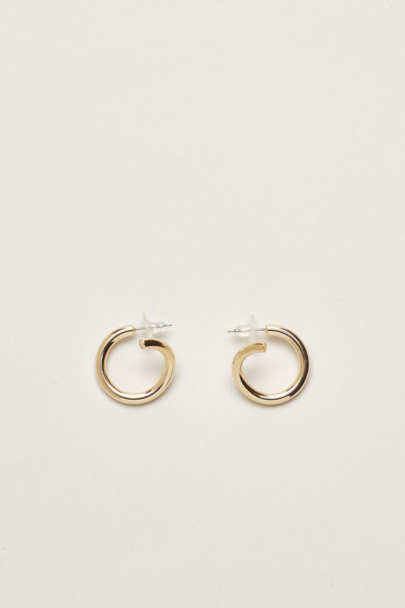 Grisha Tubular Earrings