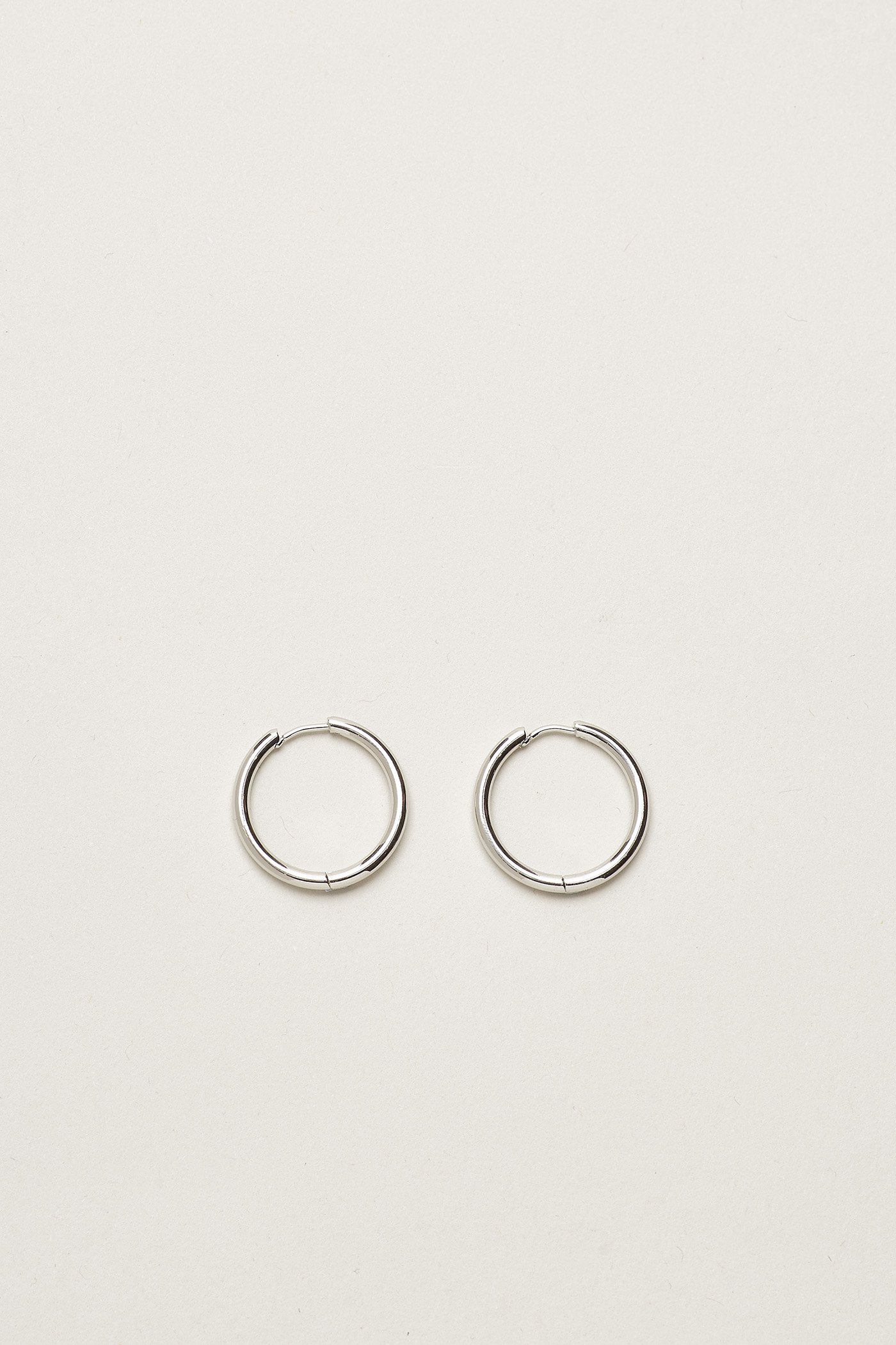 Hedi Hinge Hoop Earrings