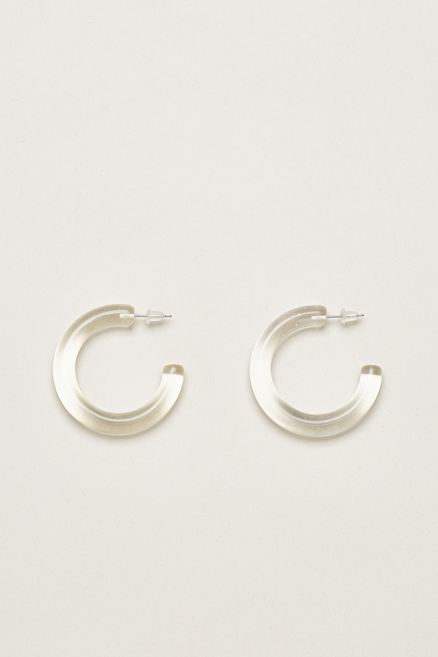 Jarel Circular Earrings