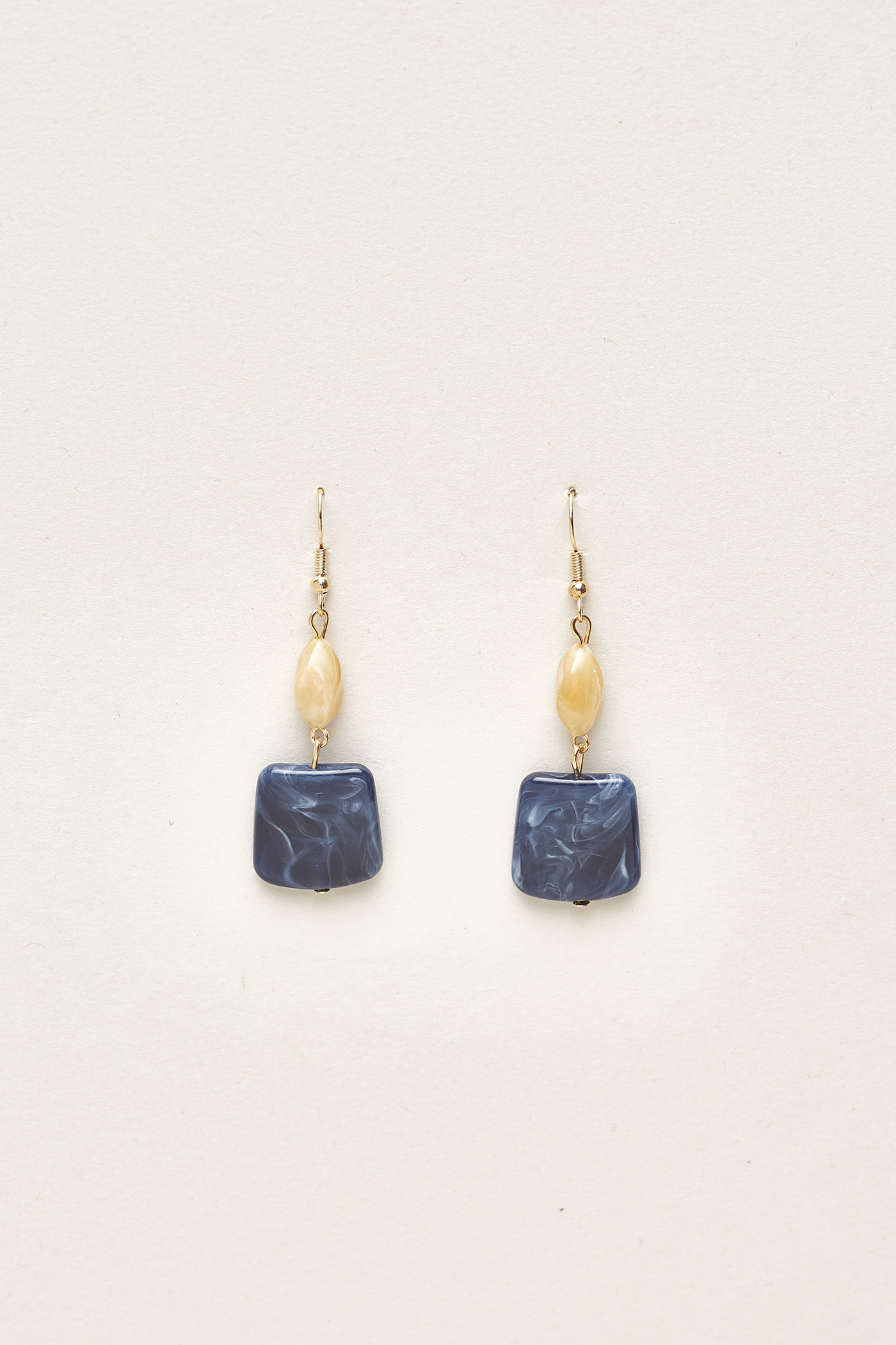 Royd Resin Drop Earrings