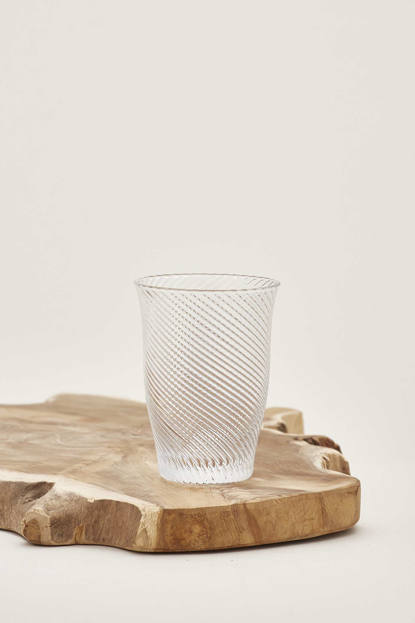 Arni Reeded-Swirl Tumbler
