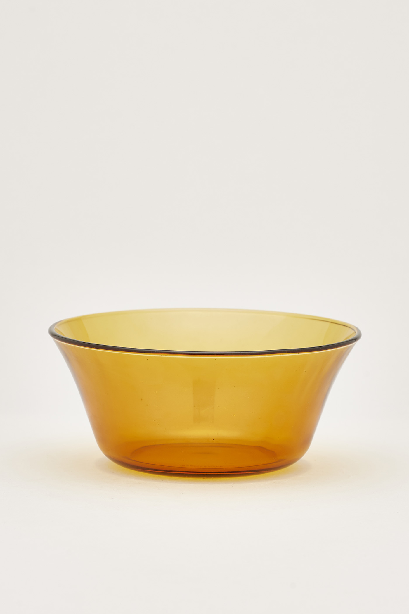 Duralex Amber Large Salad Bowl