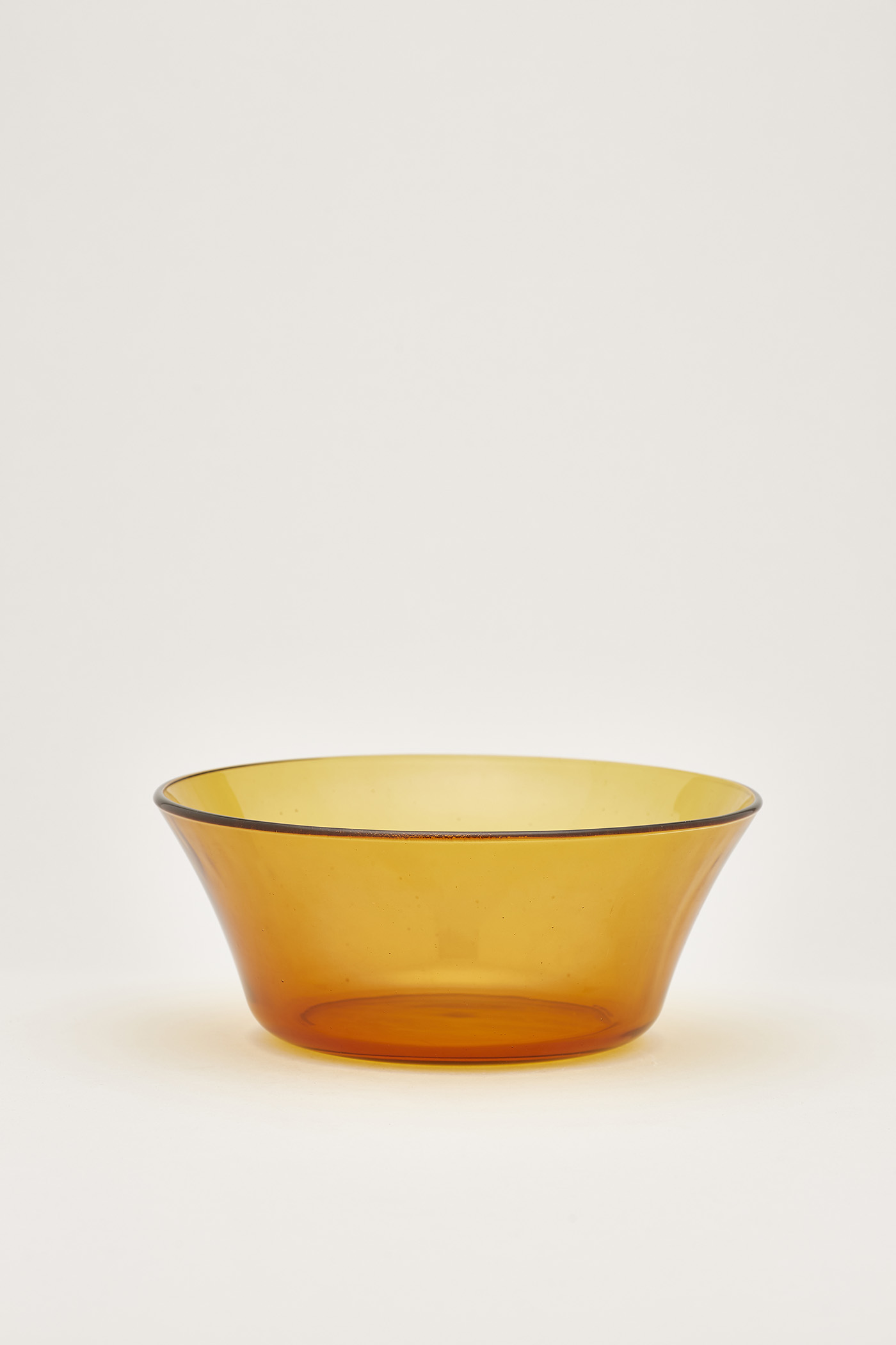 Duralex Amber Small Salad Bowl