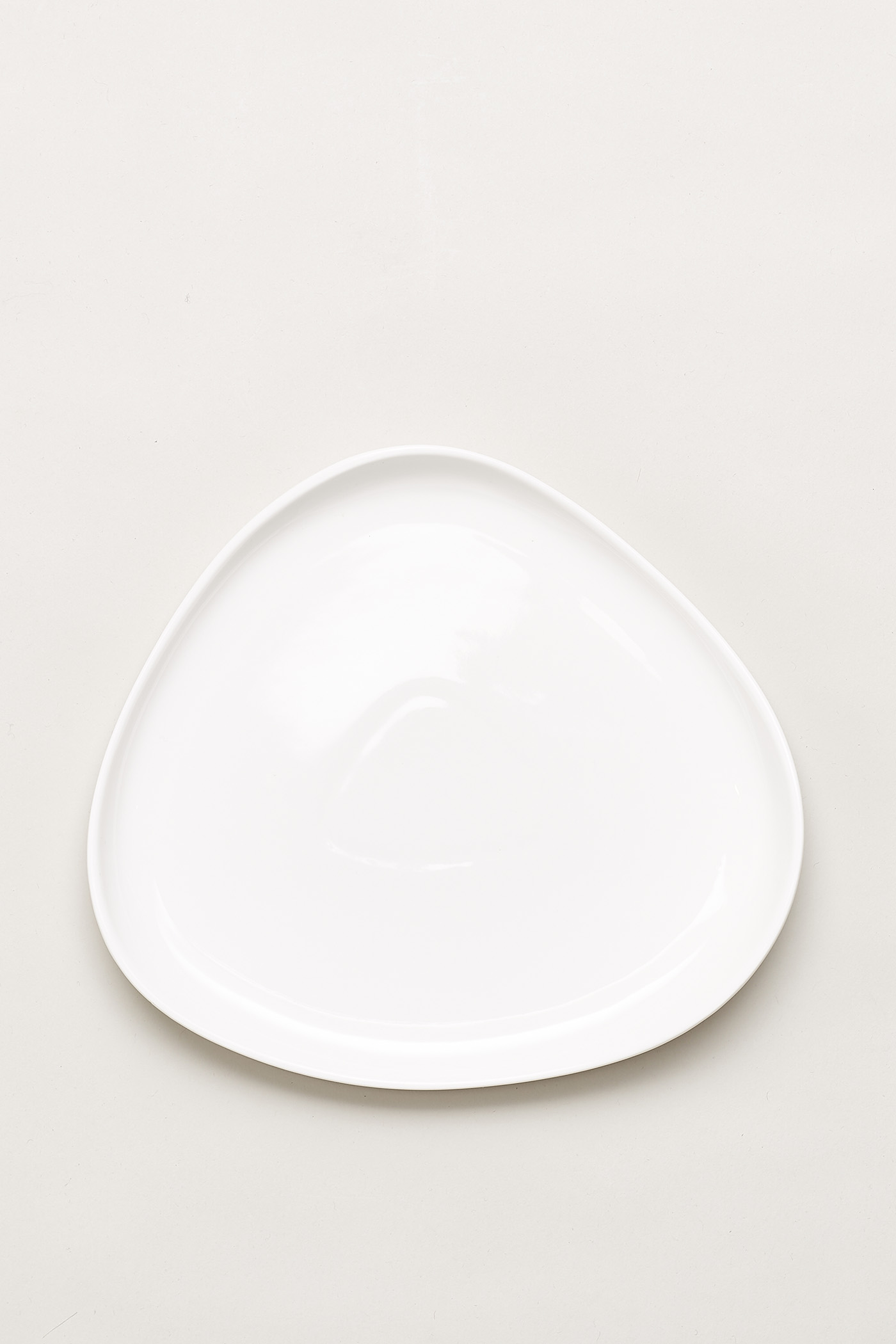 Ezume Irregular Large Plate