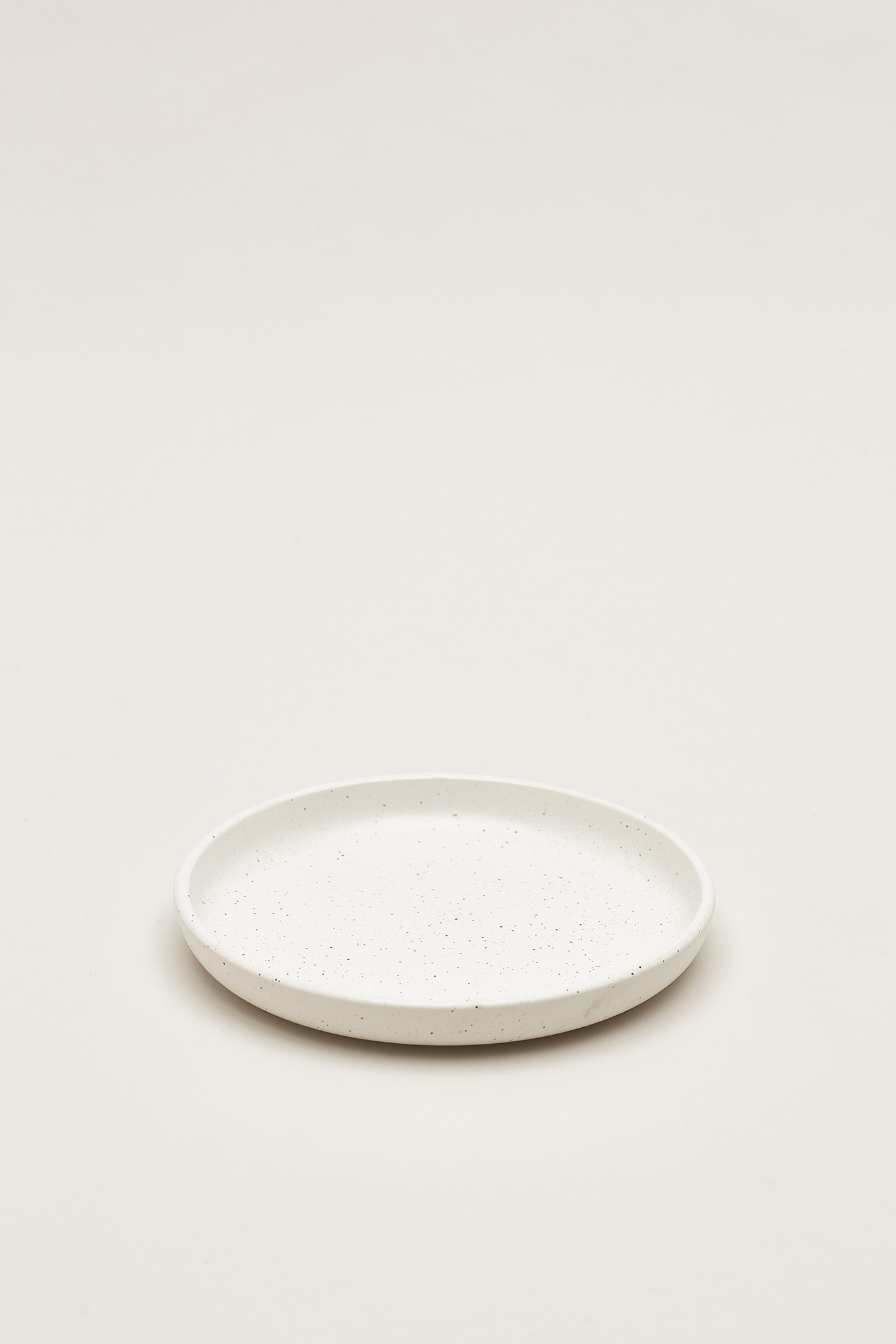 Fumiko Speckled Small Plate