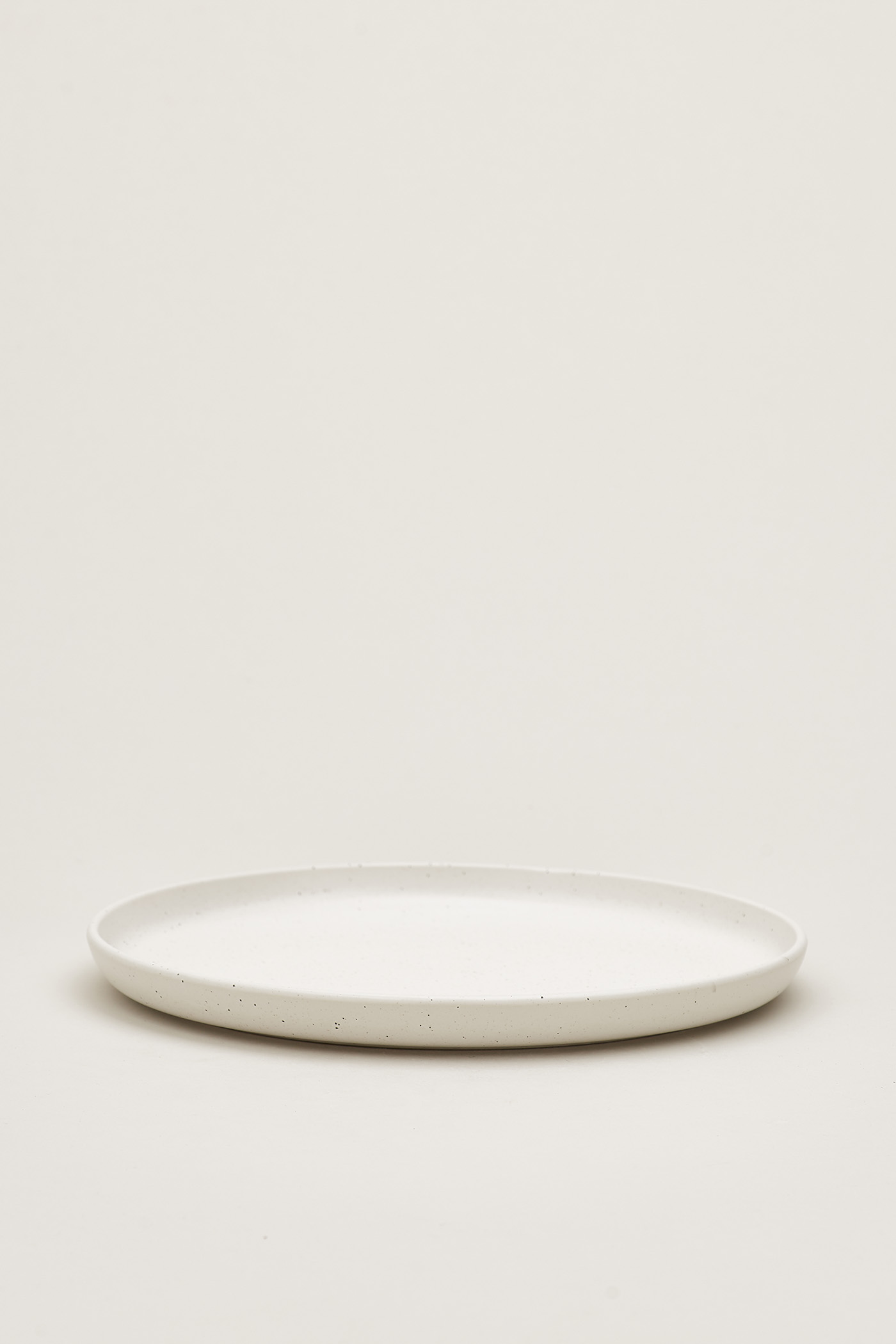 Fumiko Speckled Large Plate