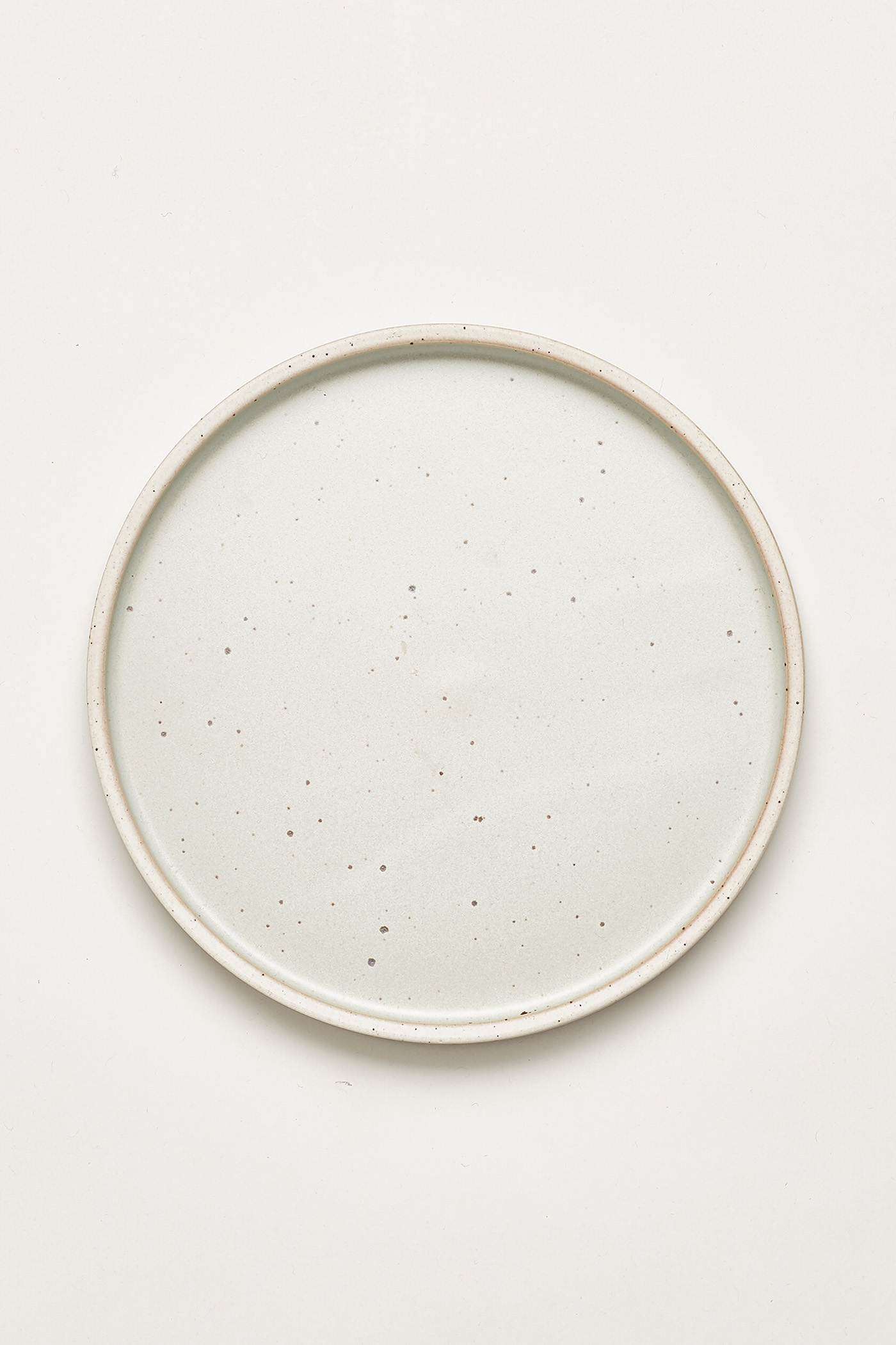 Haruo Speckled Big Plate