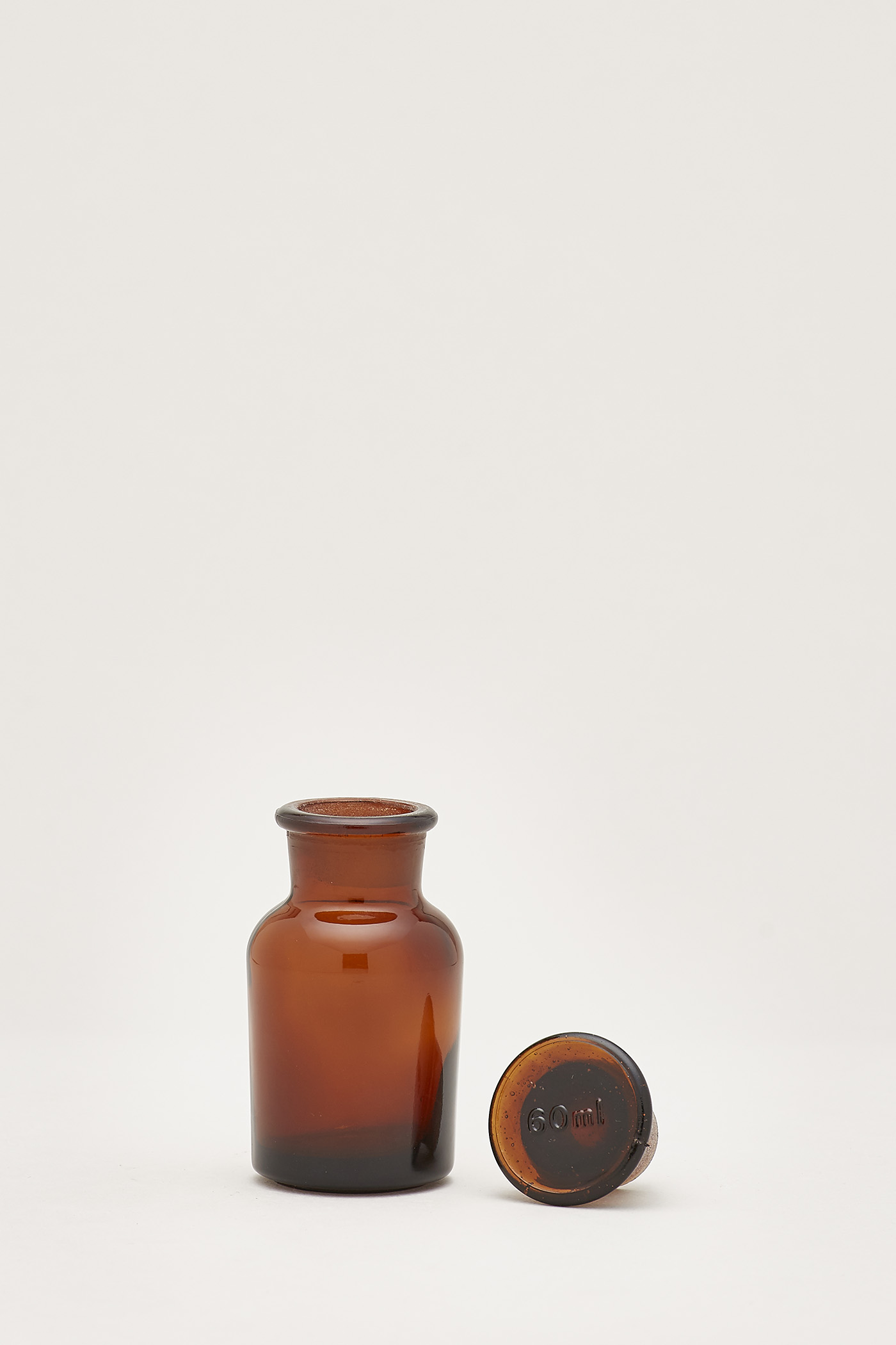 Inca Tiny Apothecary Bottle With Lid