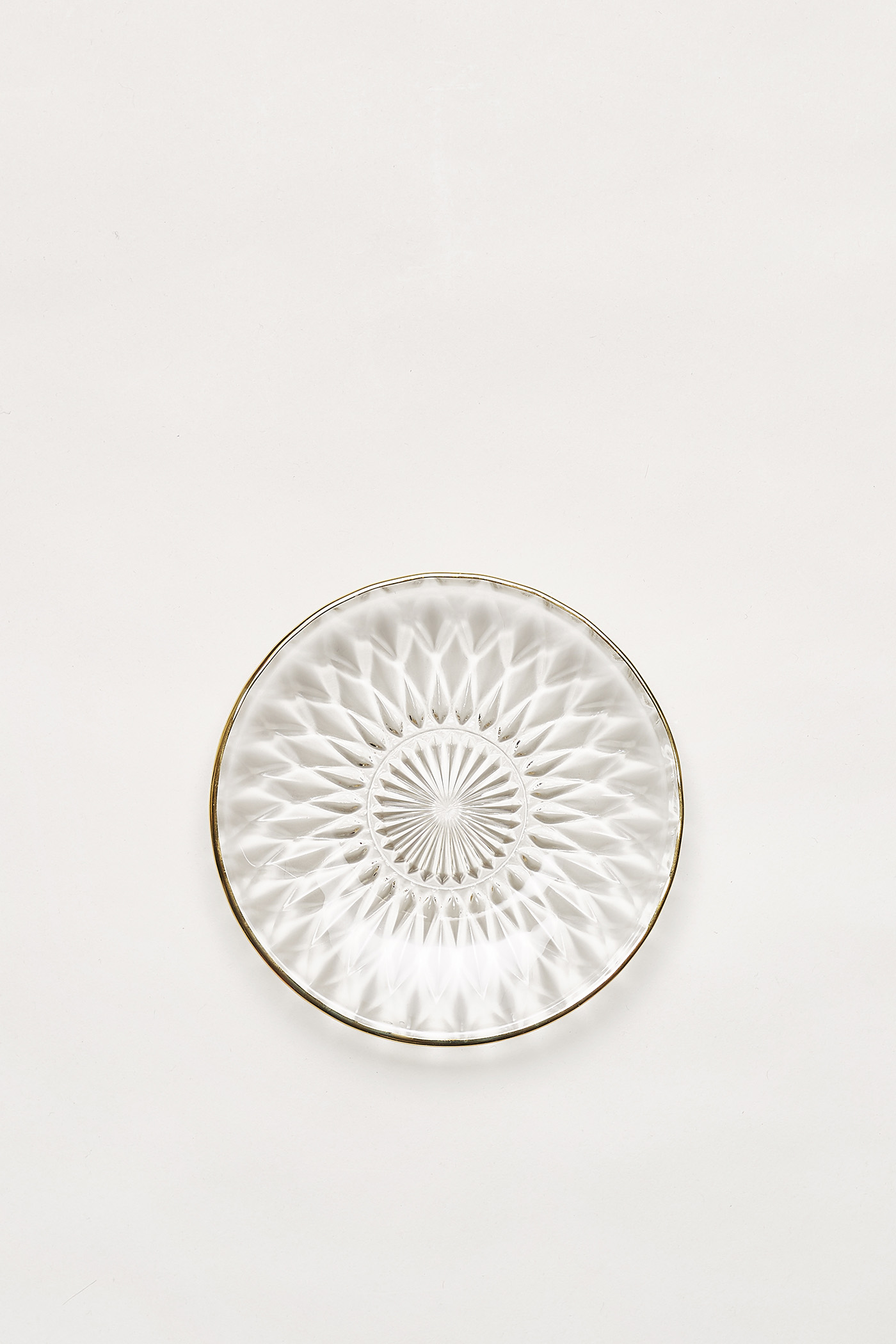Ingrid Crystalline Small Plate