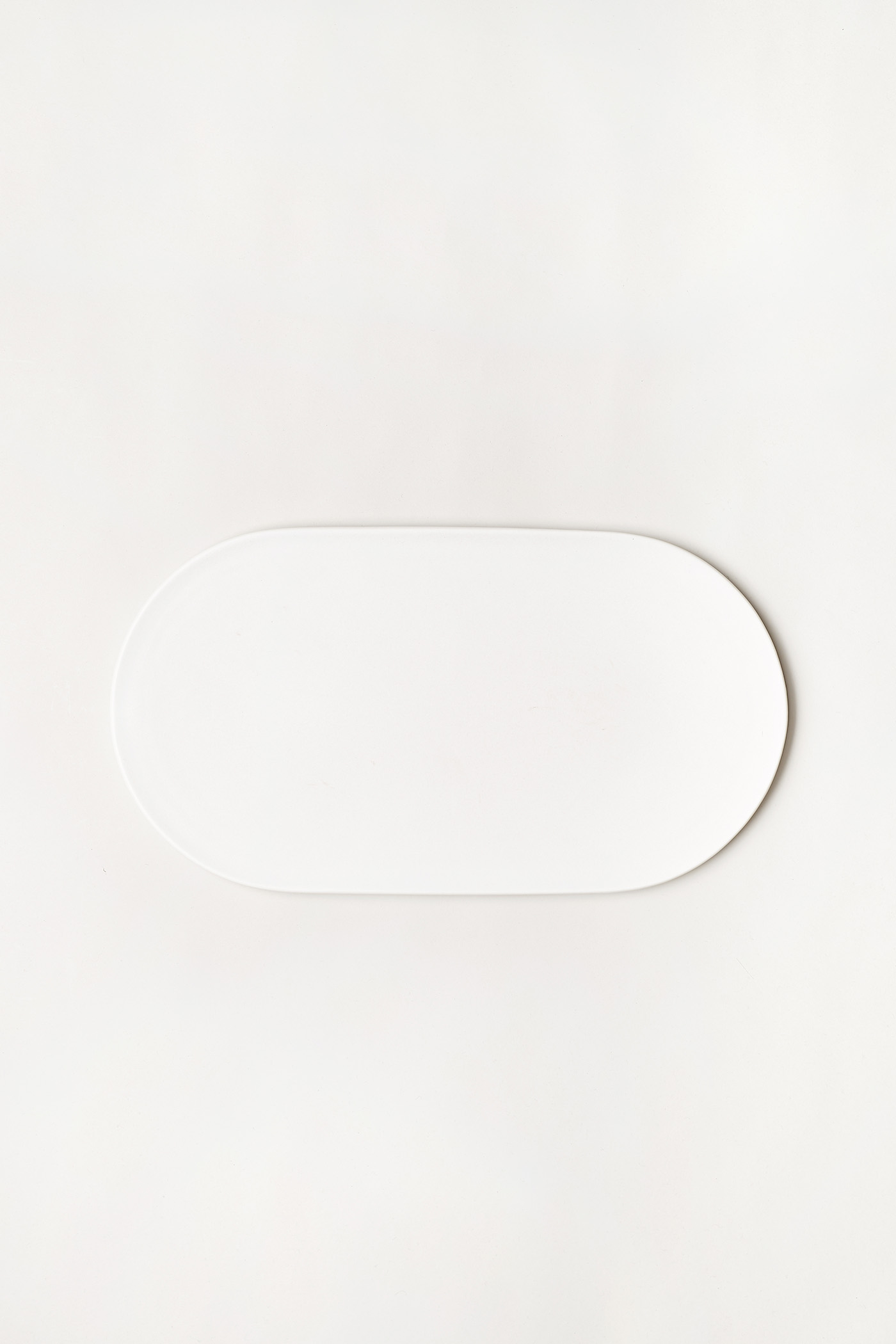 Jiro Elongated Serving Plate