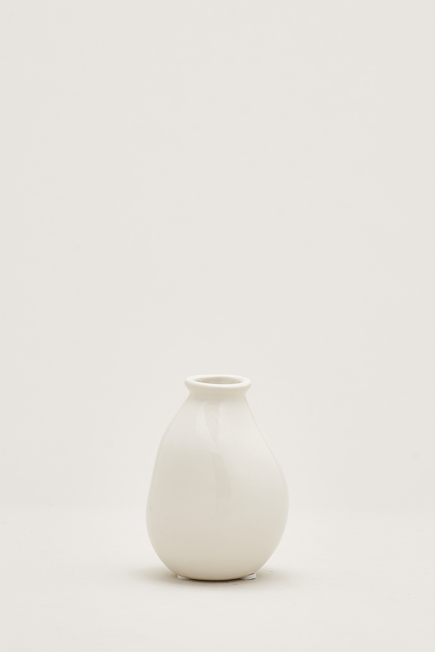 Kauri Round Raw-Shaped Vase