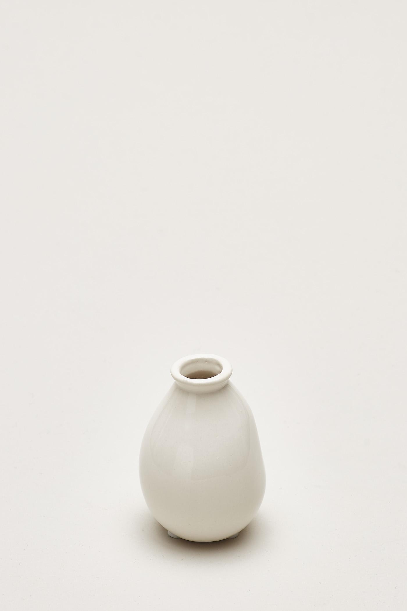 Kauri Round Raw-Shaped Vase