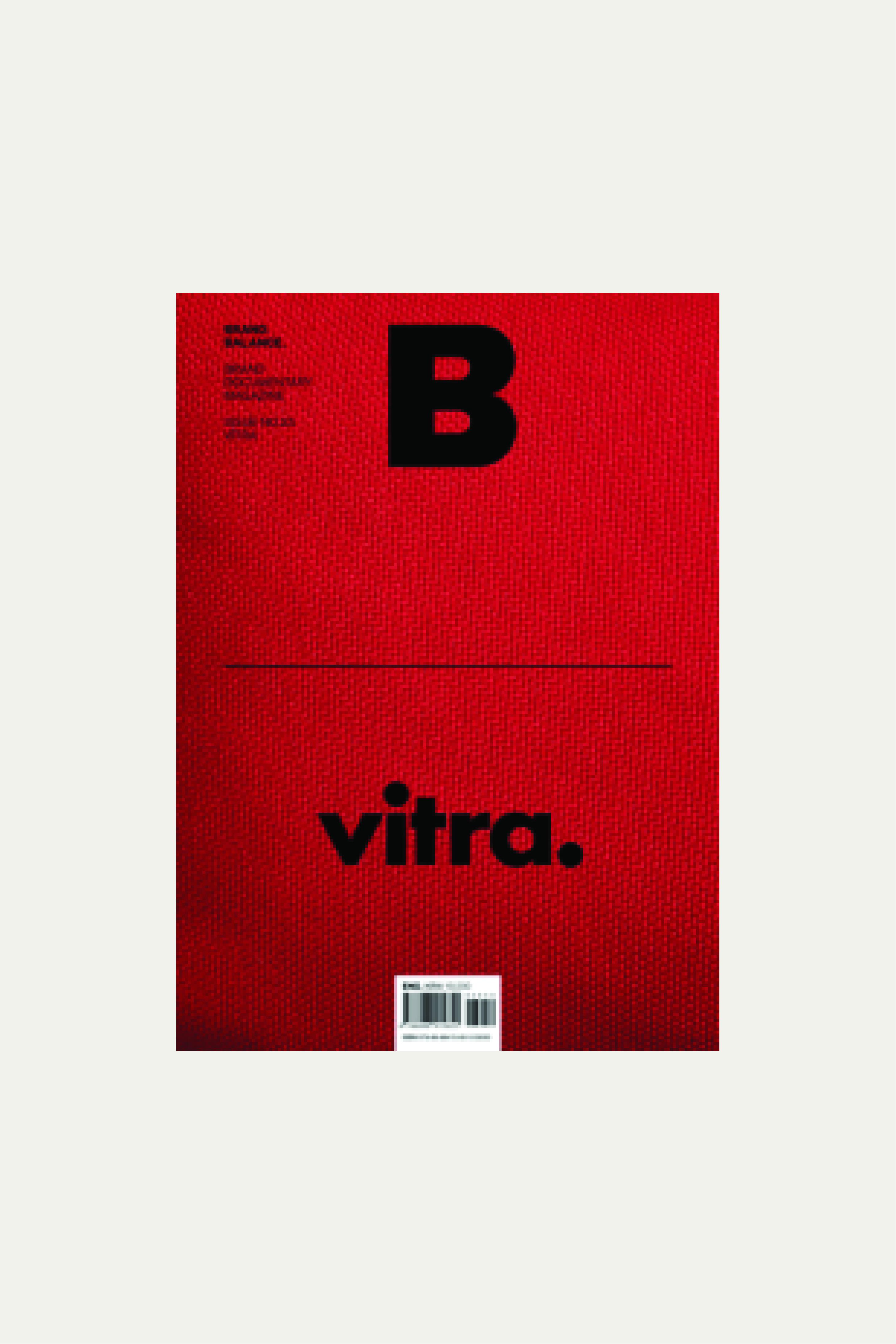 Magazine B (Vitra) Vol 33