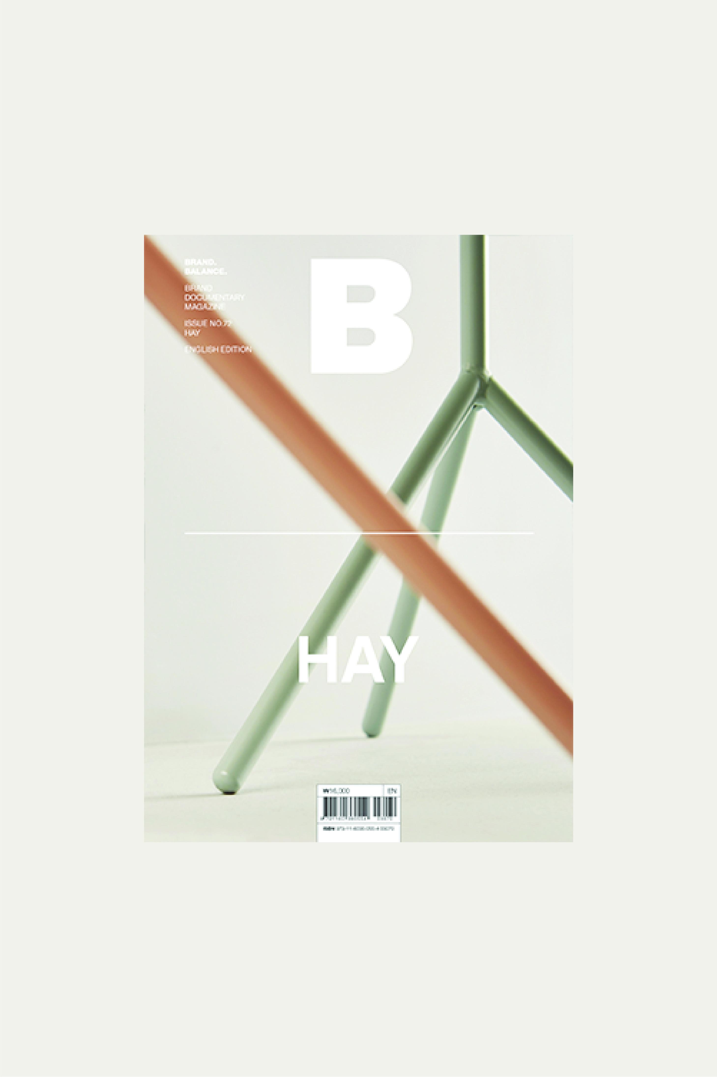 Magazine B (Hay) Vol 72