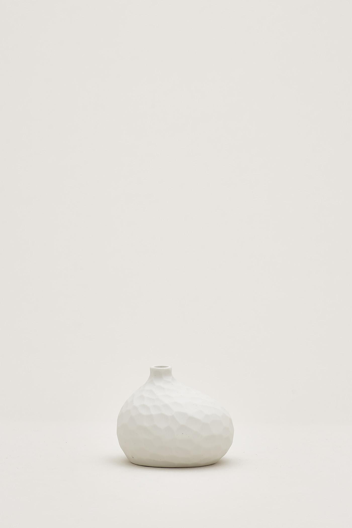 Ren Honeycomb Sphere Vase