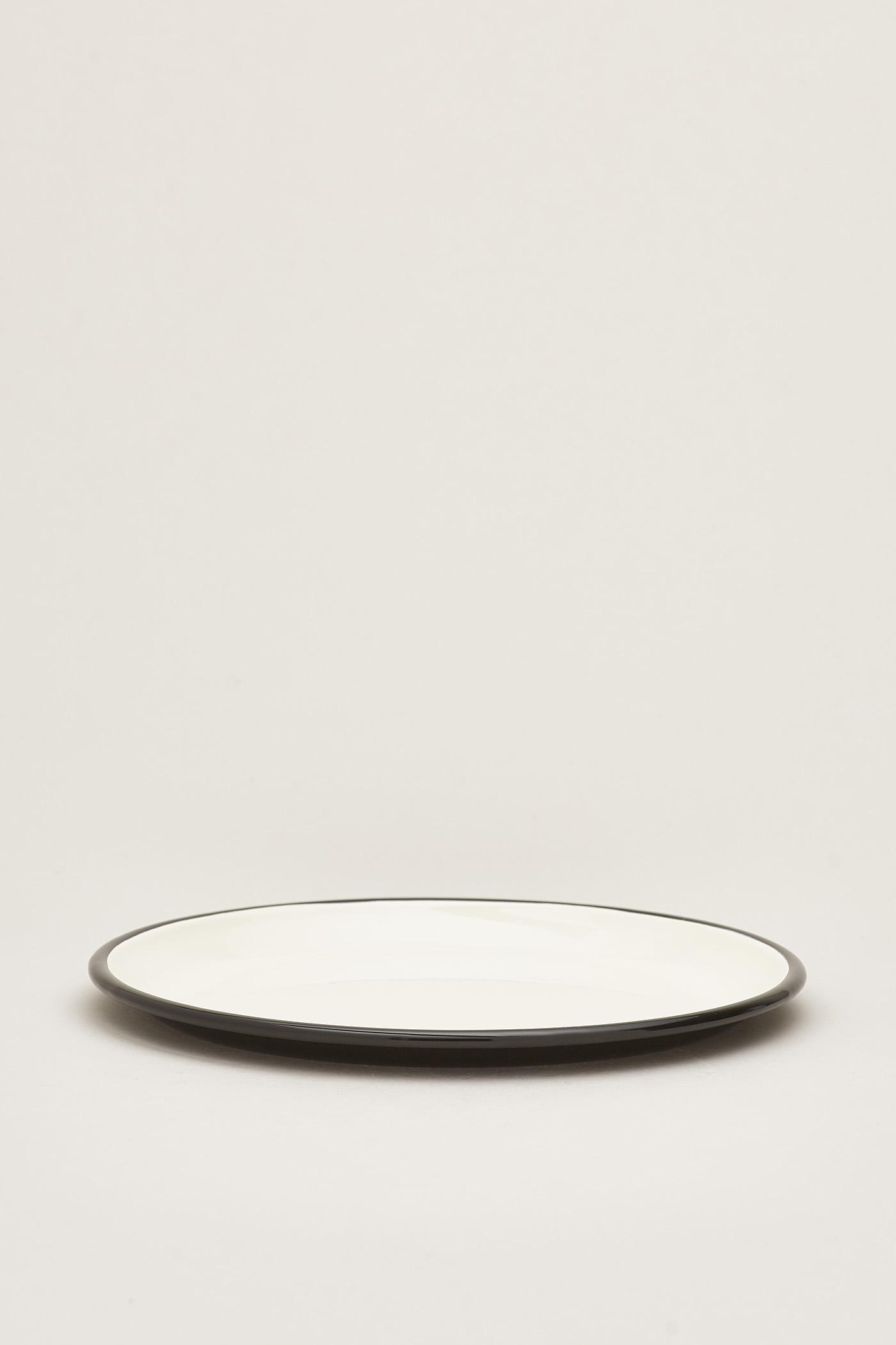 Rolf Enamel Large Plate