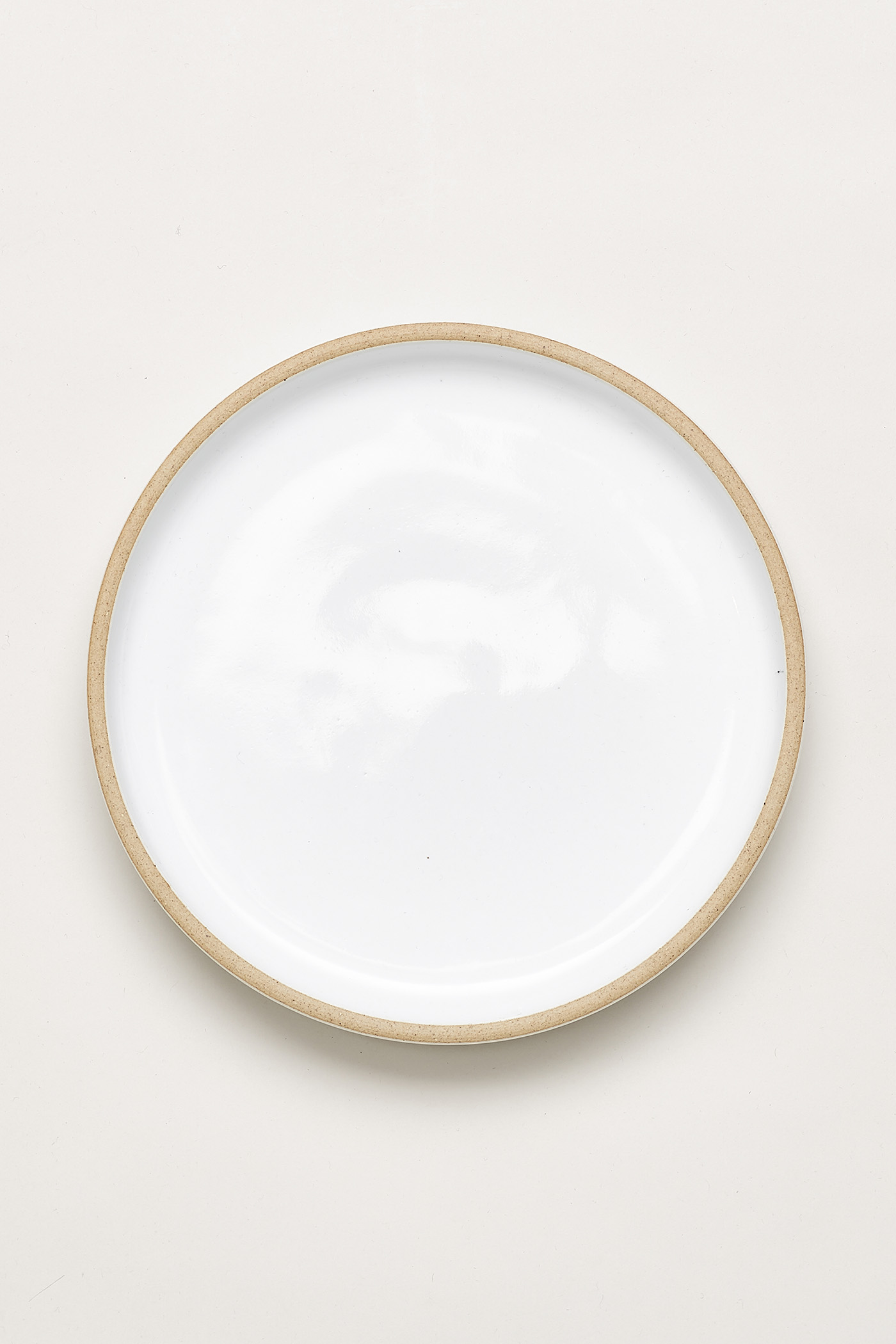Shika Rustic Round Plate