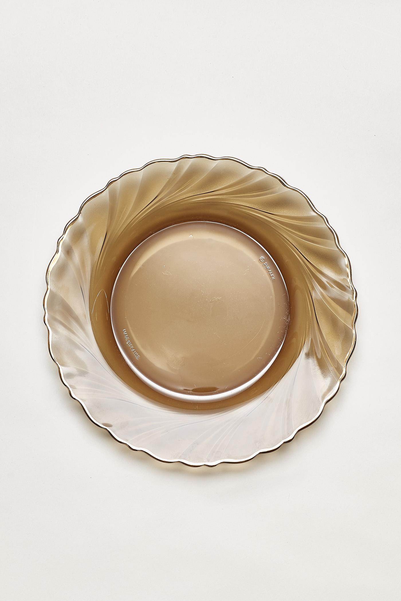 Steffan Medium Swirl-Rim Plate
