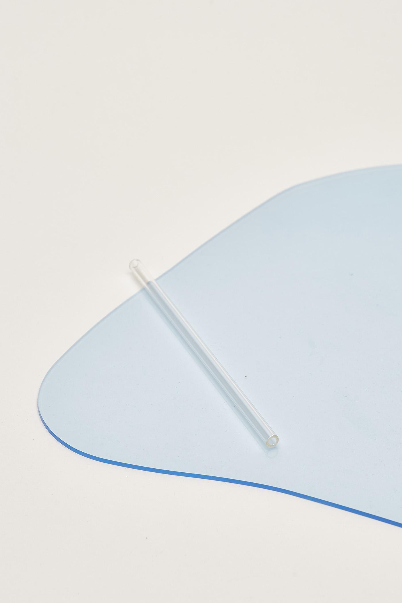 Trendglas Glass Straw 20cm