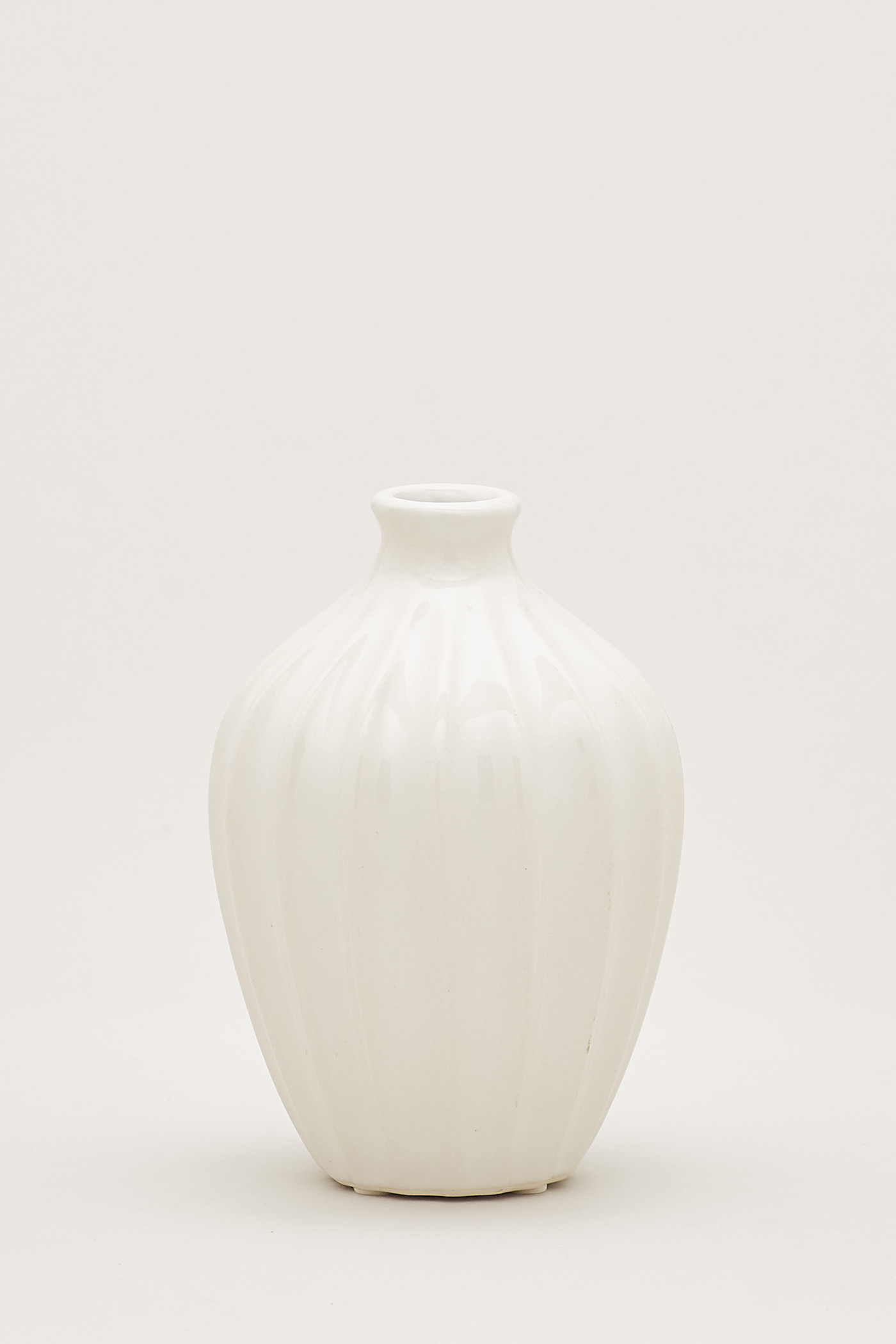 Tyrell Raised-Edge Medium Vase