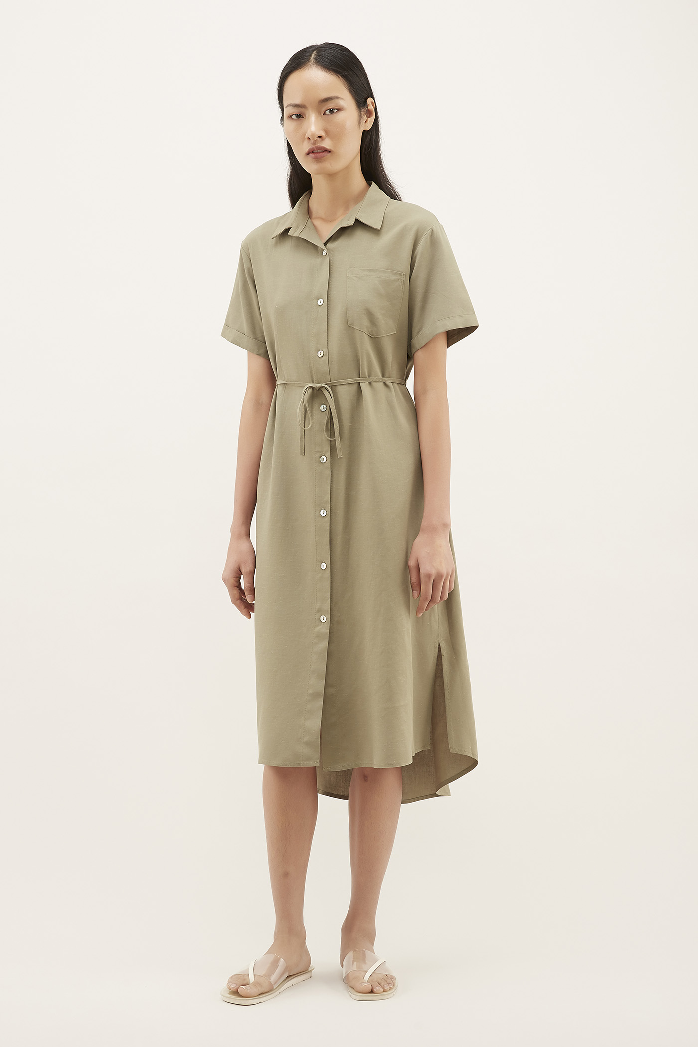 Naziel Shirtdress