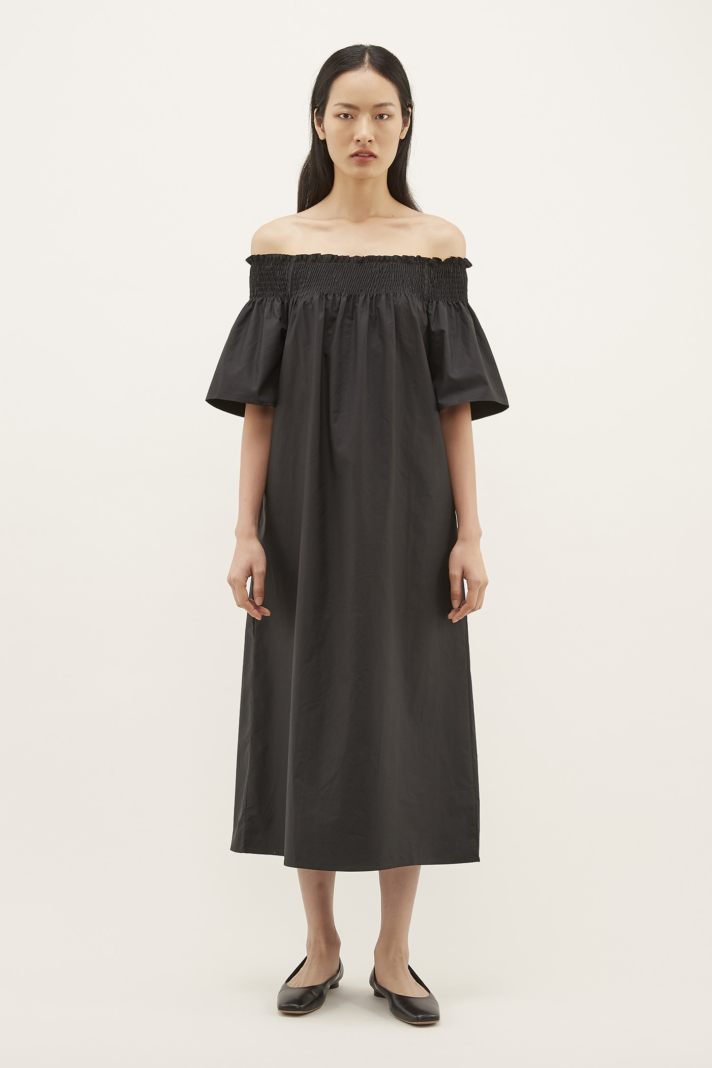 Aremia Off-shoulder Dress