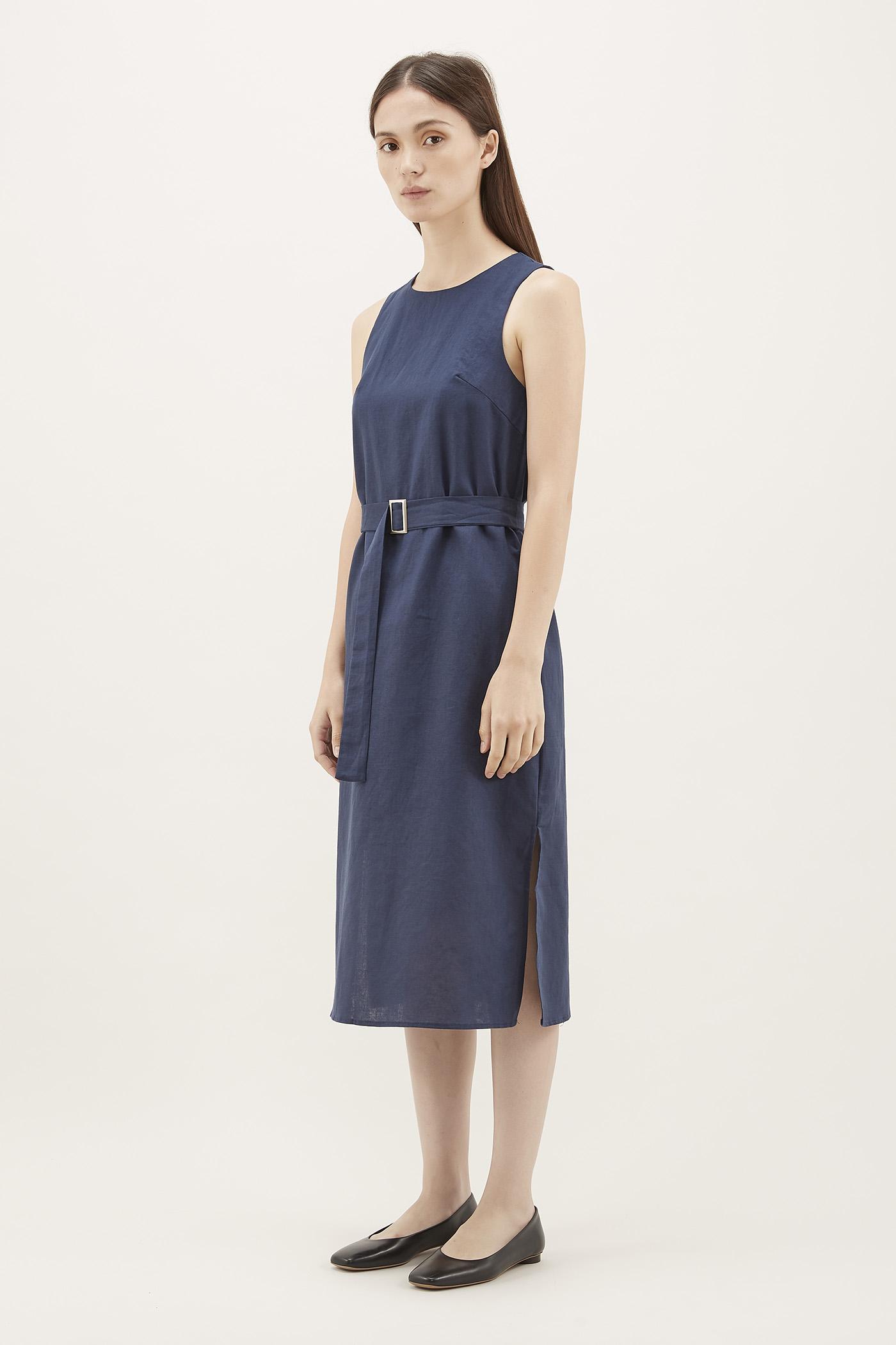 Danior Belted Dress