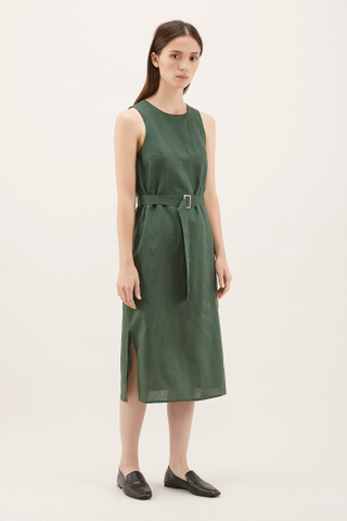 Danior Belted Dress